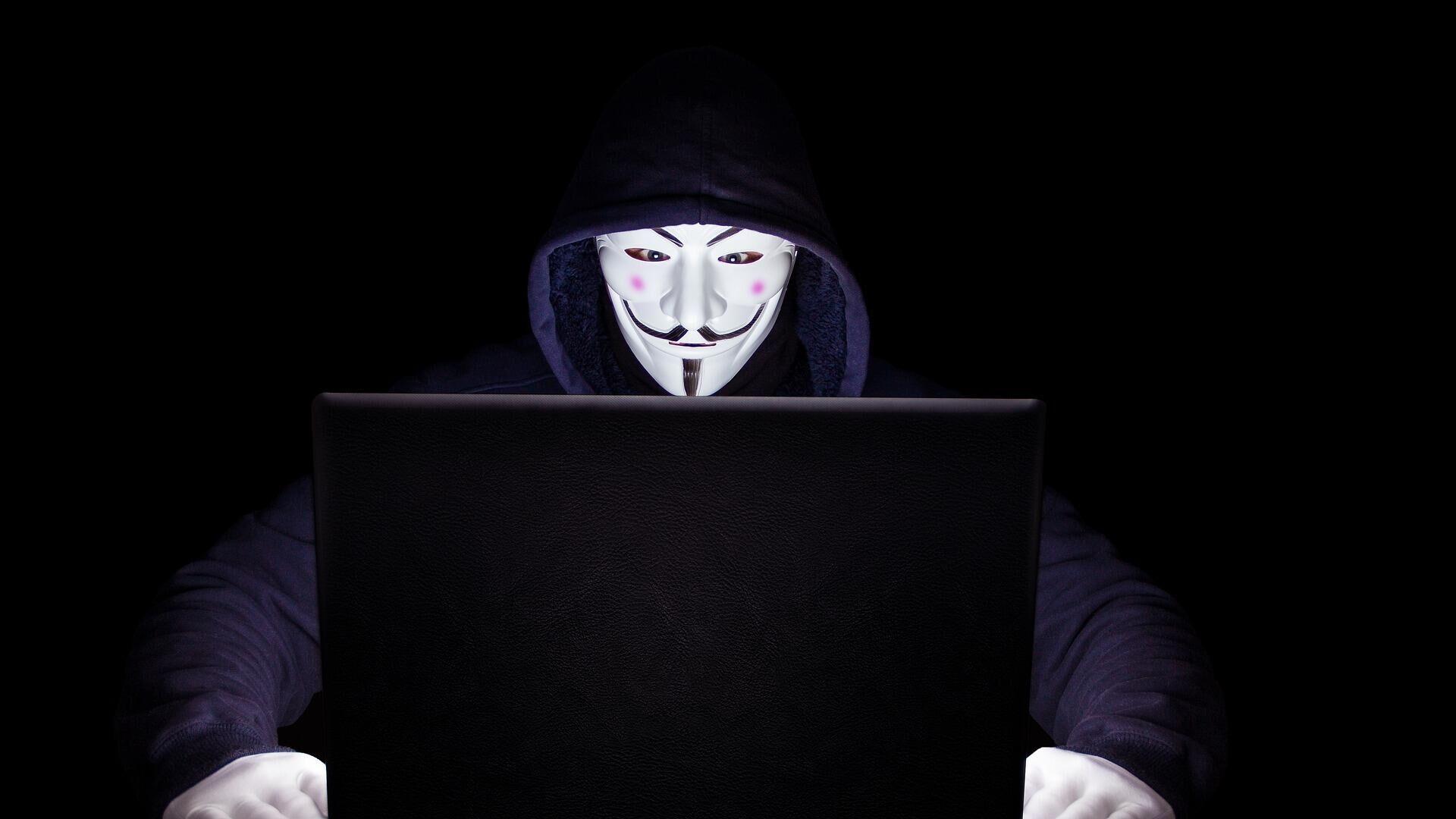 Hacker (Symbolbild) - SNA, 1920, 09.03.2021