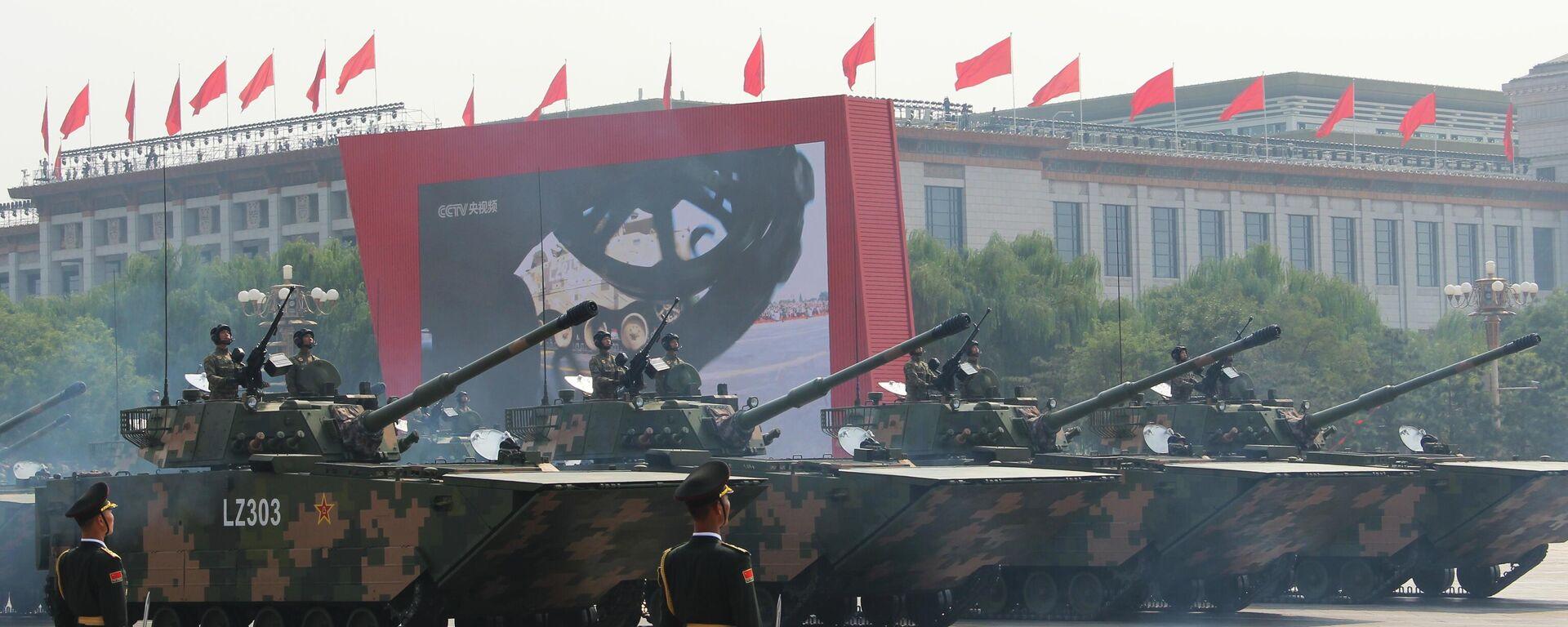 Militärparade in China (Archivbild) - SNA, 1920, 11.03.2021