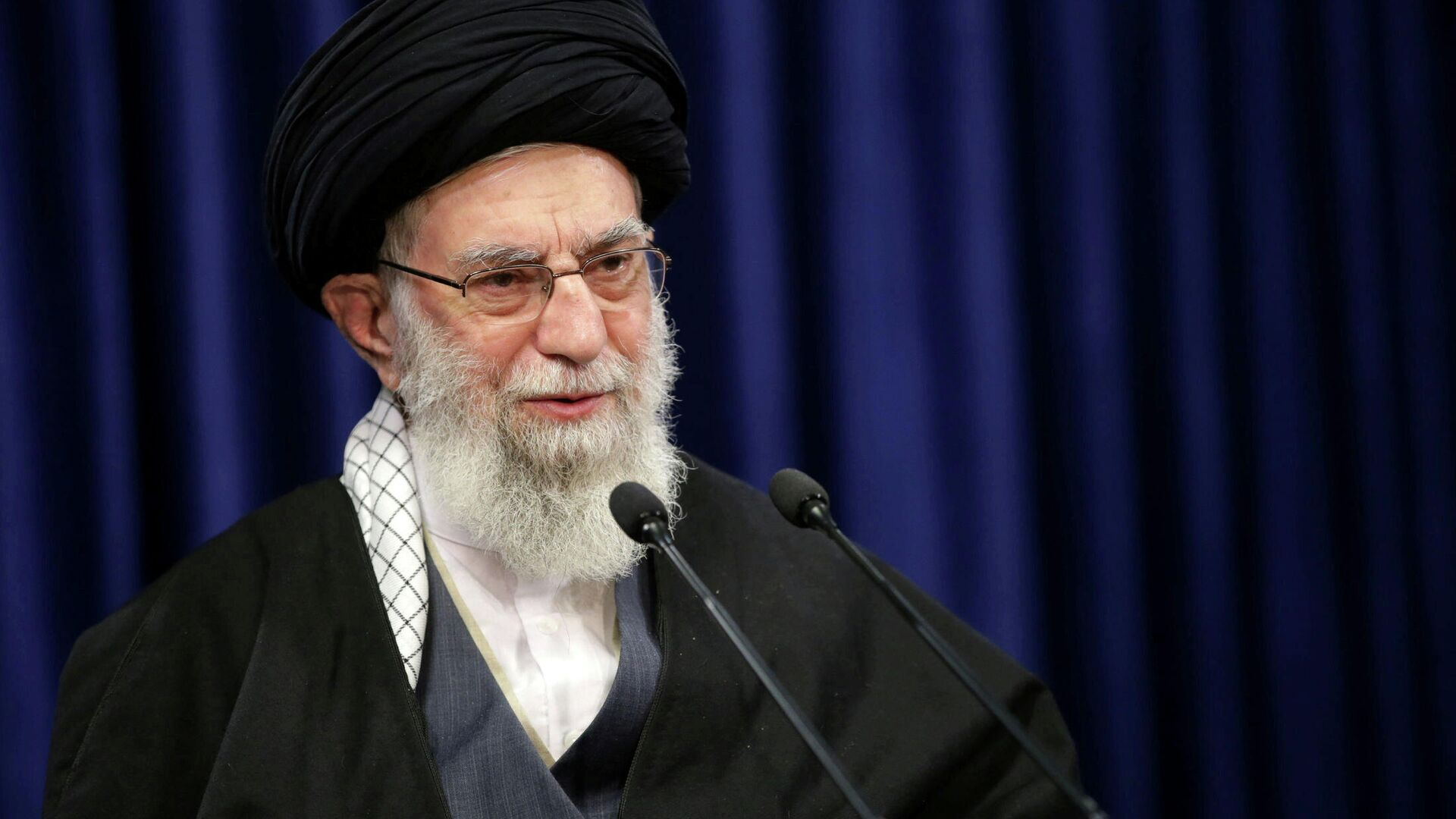 Ajatollah Ali Chamenei - SNA, 1920, 11.03.2021