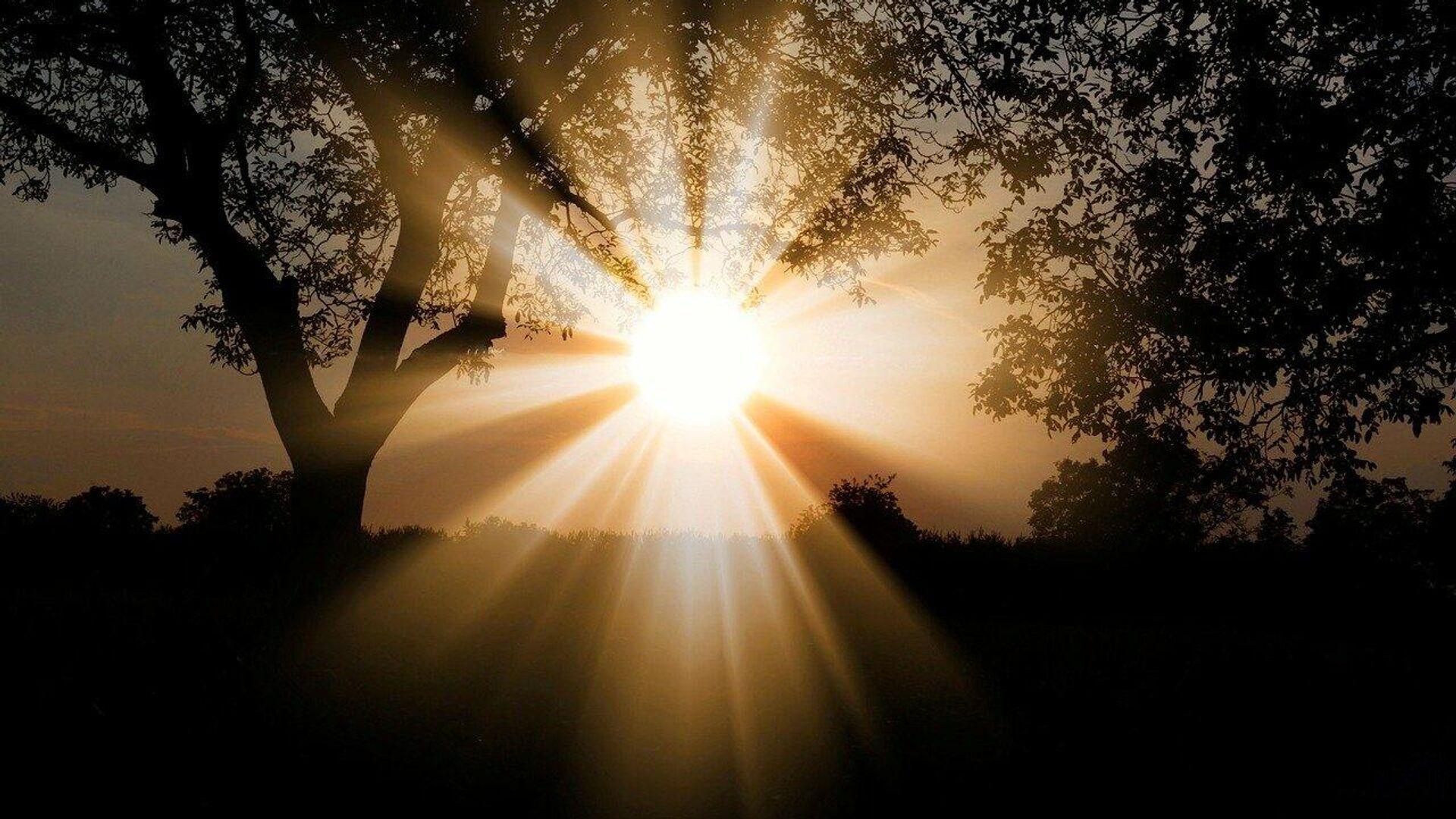 Sonne (Symbolbild) - SNA, 1920, 27.05.2021