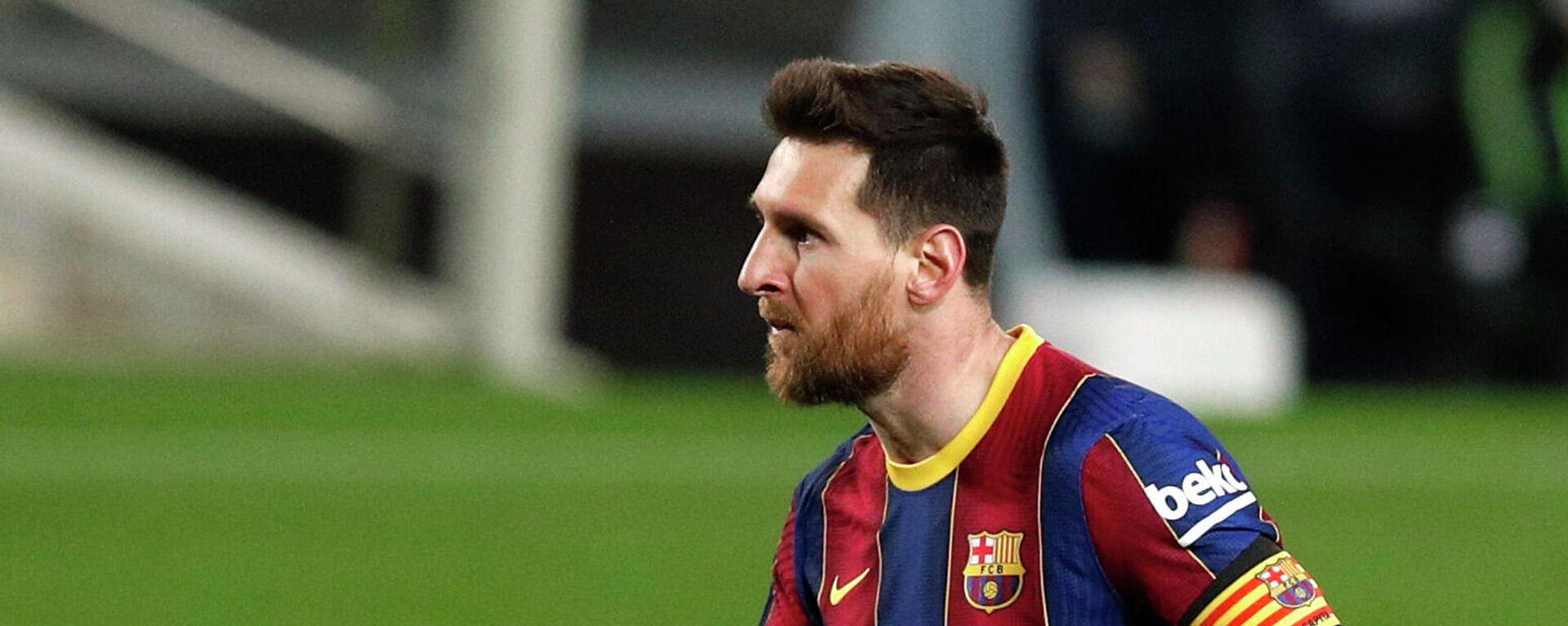 Lionel Messi - SNA, 1920, 18.03.2021