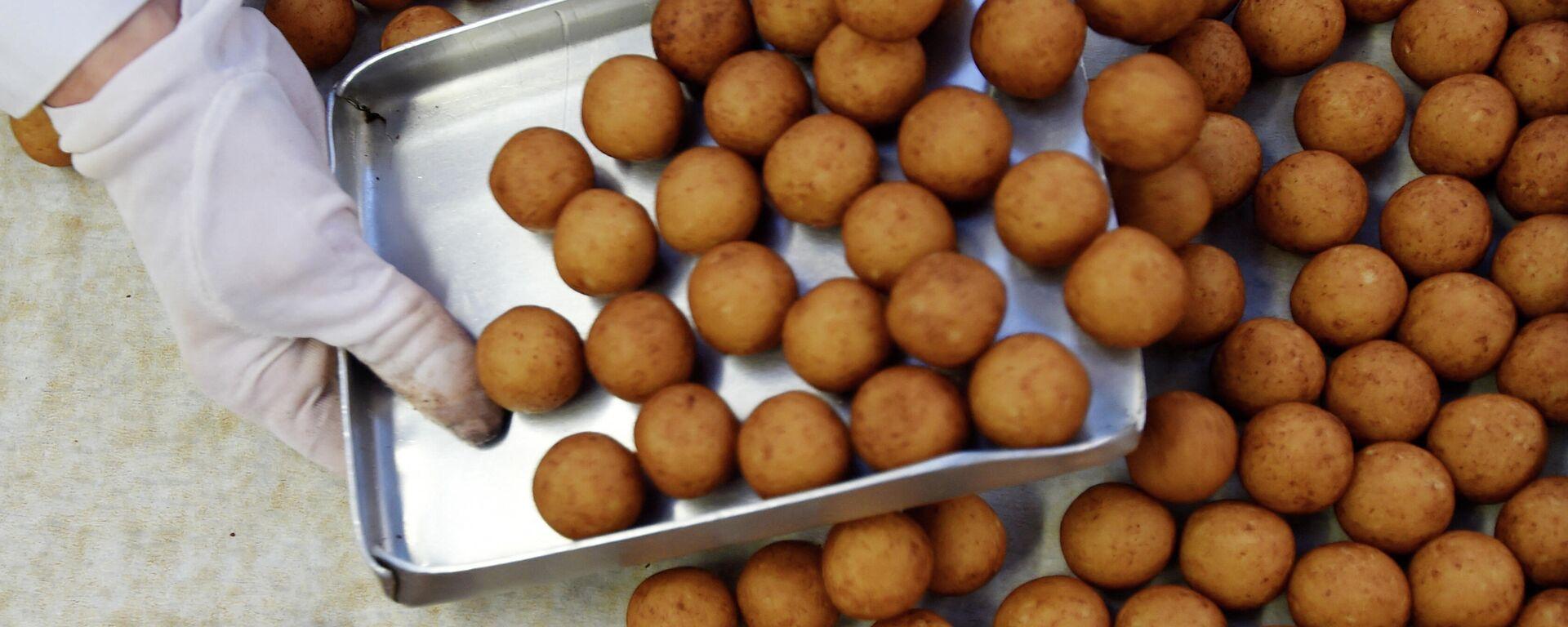 Kartoffeln (Symbolbild) - SNA, 1920, 17.03.2021