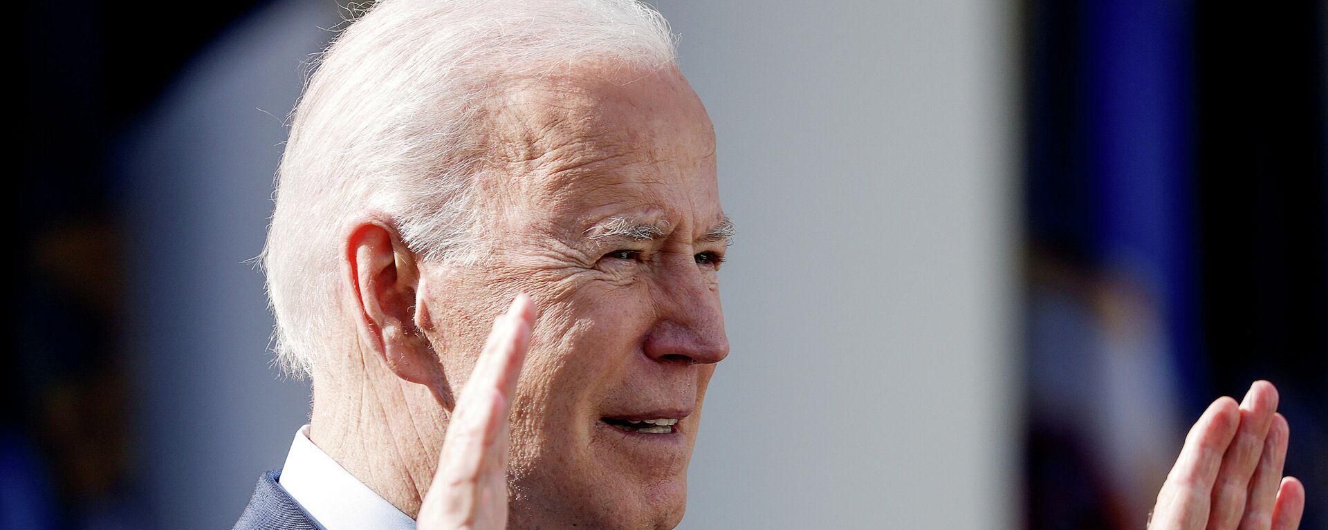 US-Präsident Joe Biden - SNA, 1920, 24.03.2021