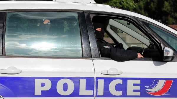Polizei in Frankreich (Symbolbild) - SNA