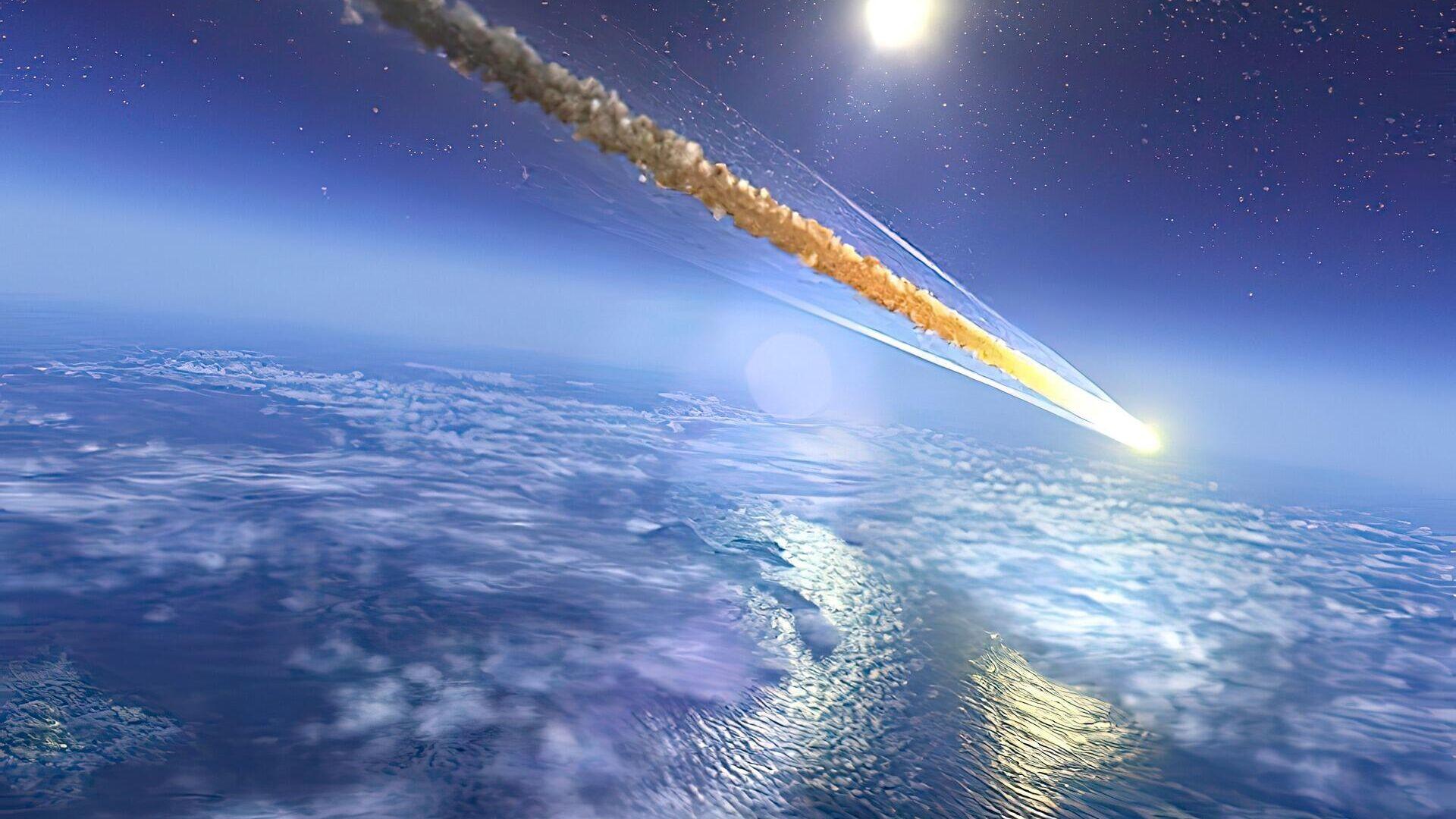 Meteorit (Symbolbild) - SNA, 1920, 08.10.2021