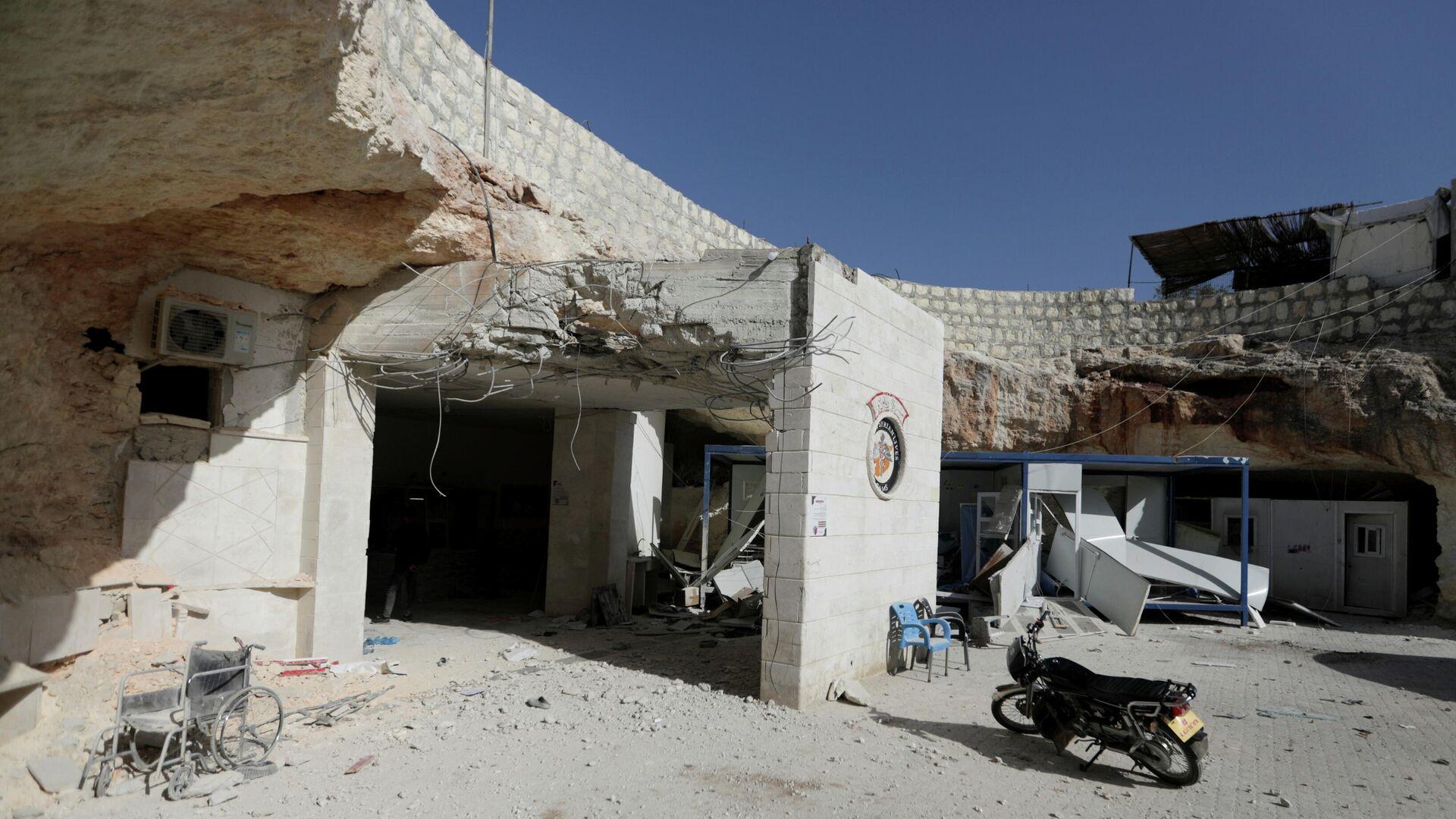 Syrische Provinz Idlib   - SNA, 1920, 22.03.2021