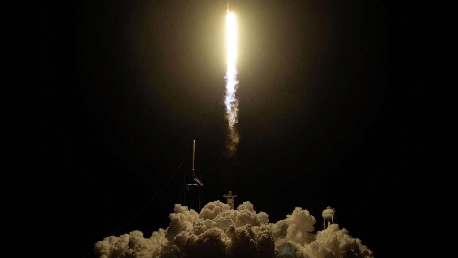 Falcon 9-Rakete. Archivfoto - SNA, 1920, 01.07.2021