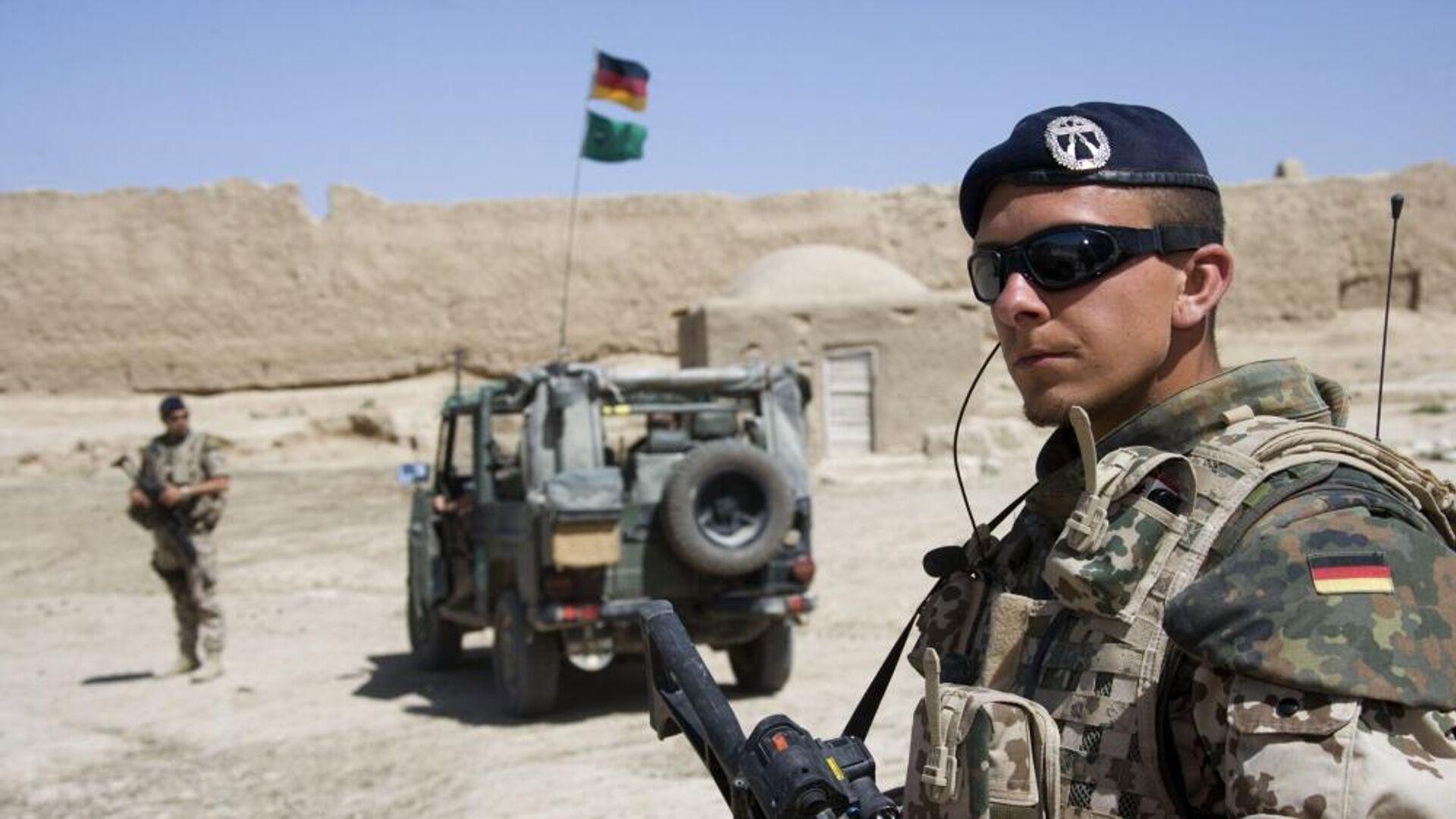 Bundeswehr-Soldat in Afghanistan (Archivbild) - SNA, 1920, 28.04.2021