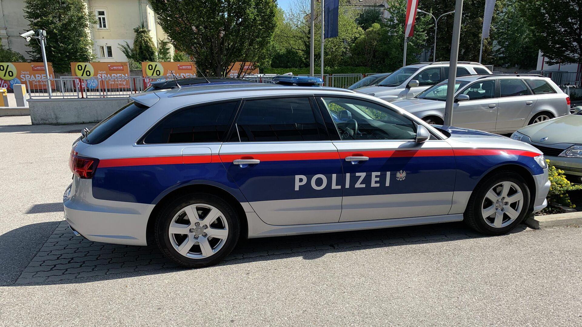 Polizei in Österreich (Archiv) - SNA, 1920, 10.04.2021