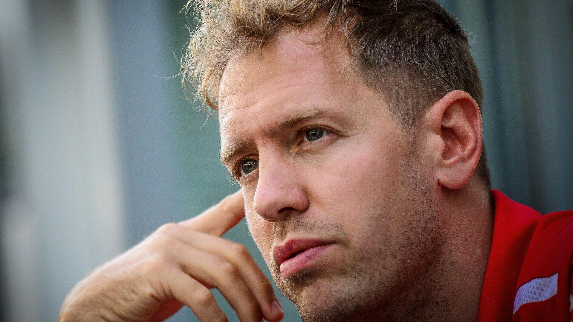 Sebastian Vettel (Archiv) - SNA, 1920, 07.10.2021