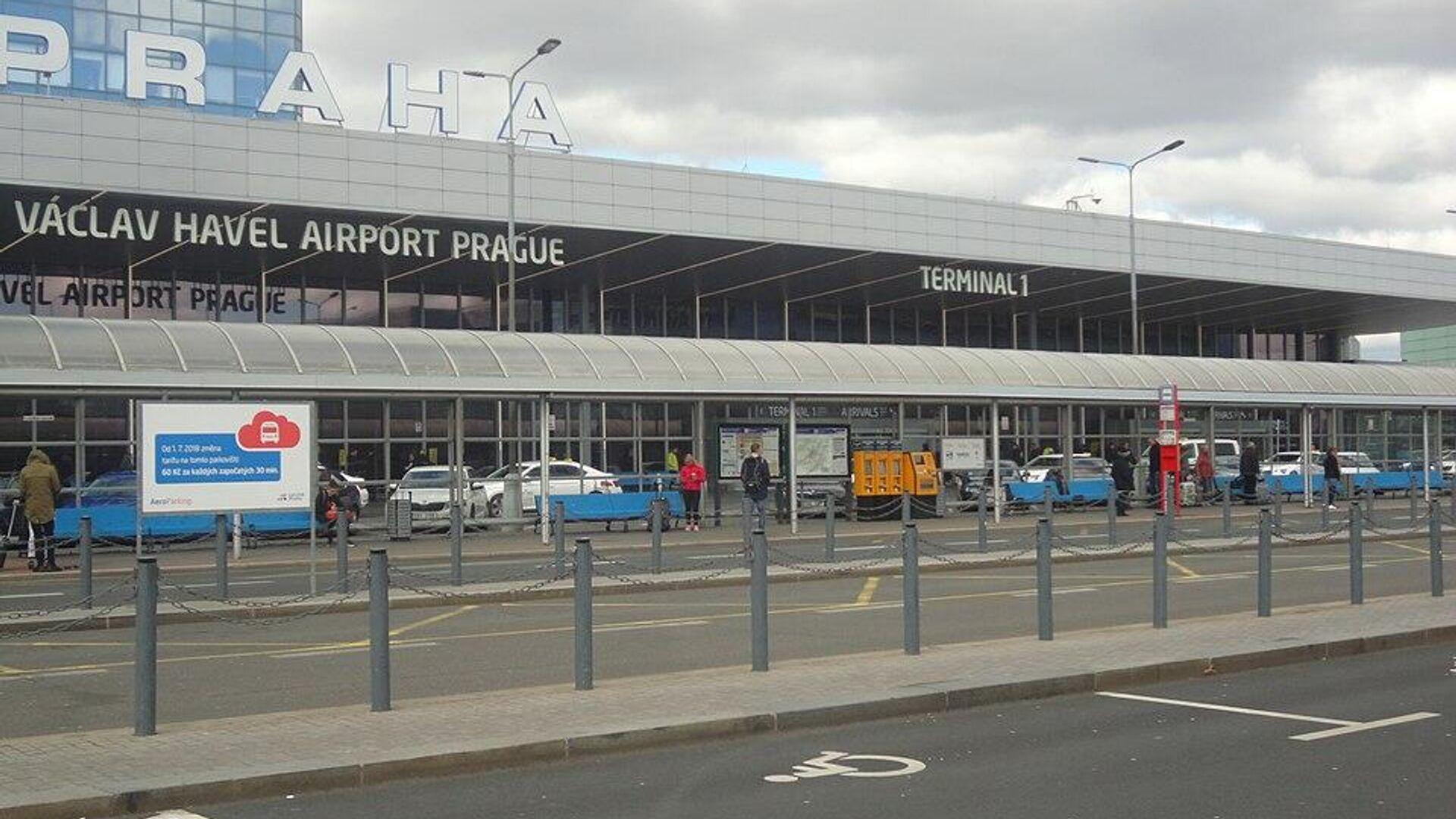 Václav-Havel-Flughafen Prag (Archivbild) - SNA, 1920, 12.09.2021