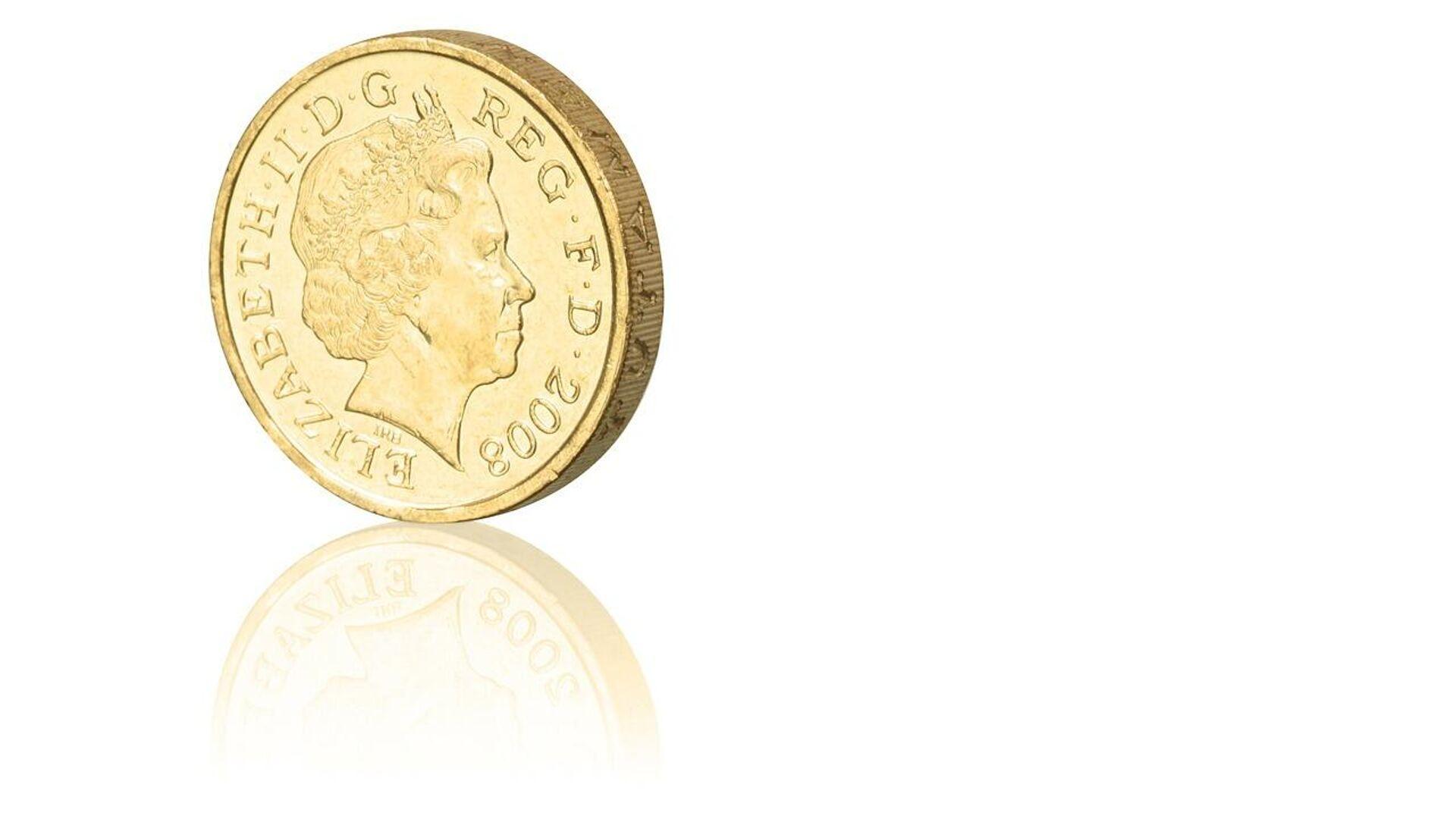 Pfund Sterling (Symbolbild) - SNA, 1920, 19.04.2021