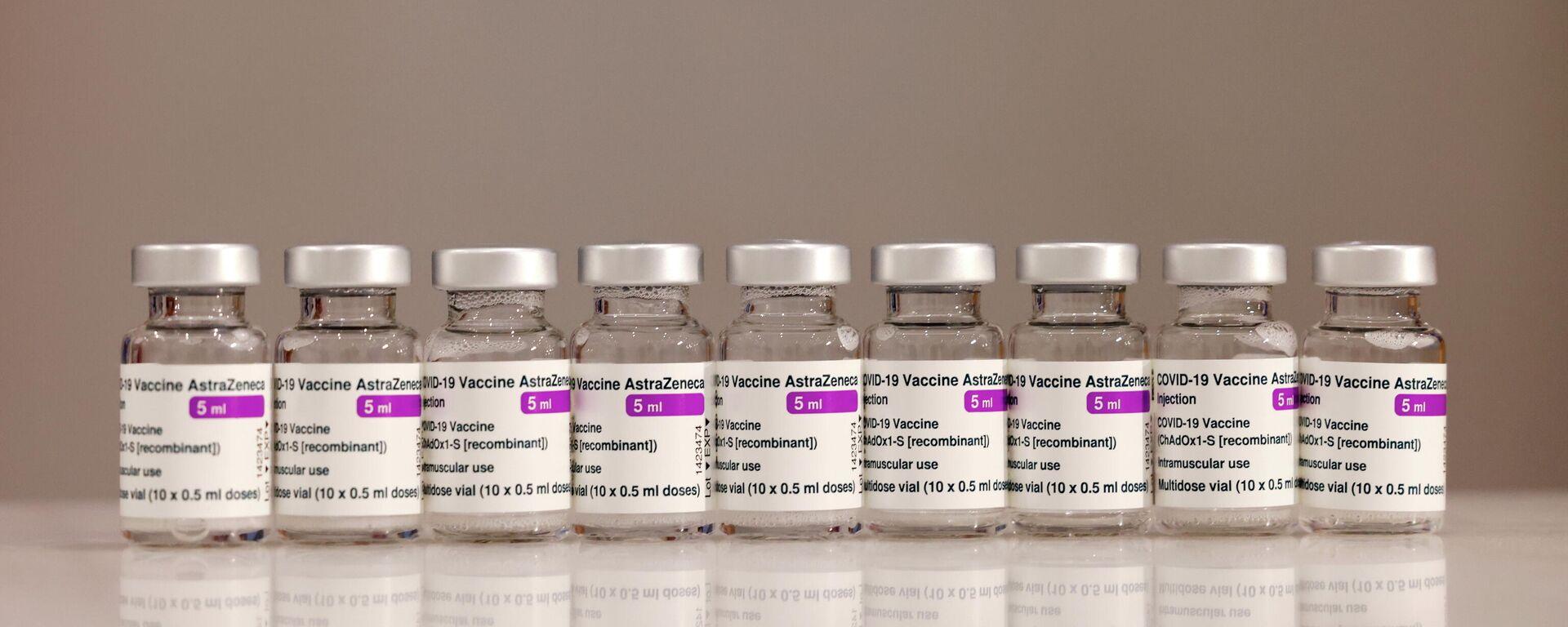 Astrazeneca-Impfstoff - SNA, 1920, 19.04.2021