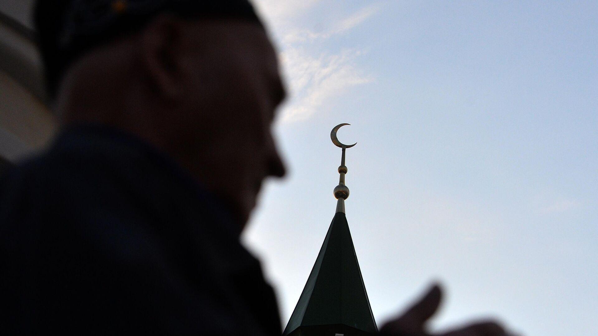 Moschee (Symbolbild) - SNA, 1920, 28.04.2021