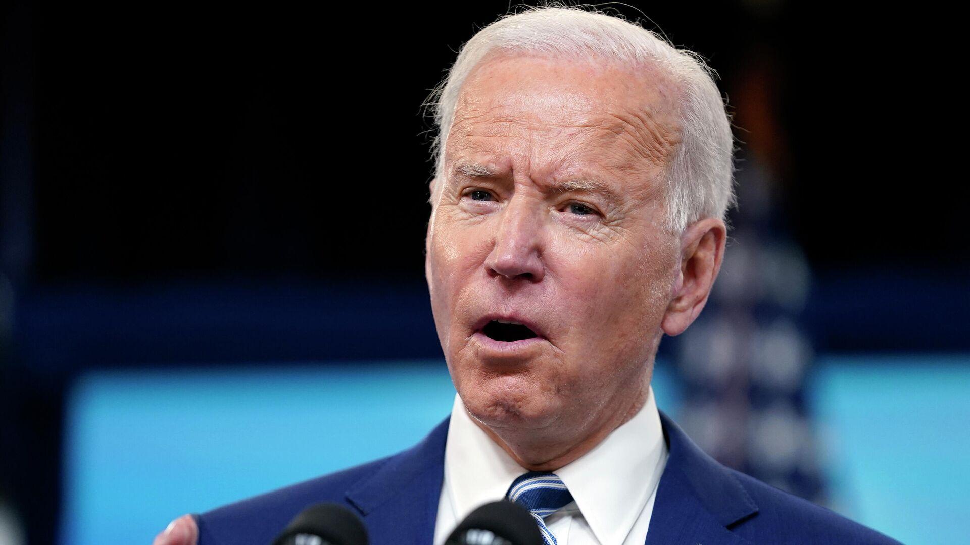 US-Präsident Joe Biden - SNA, 1920, 02.05.2021