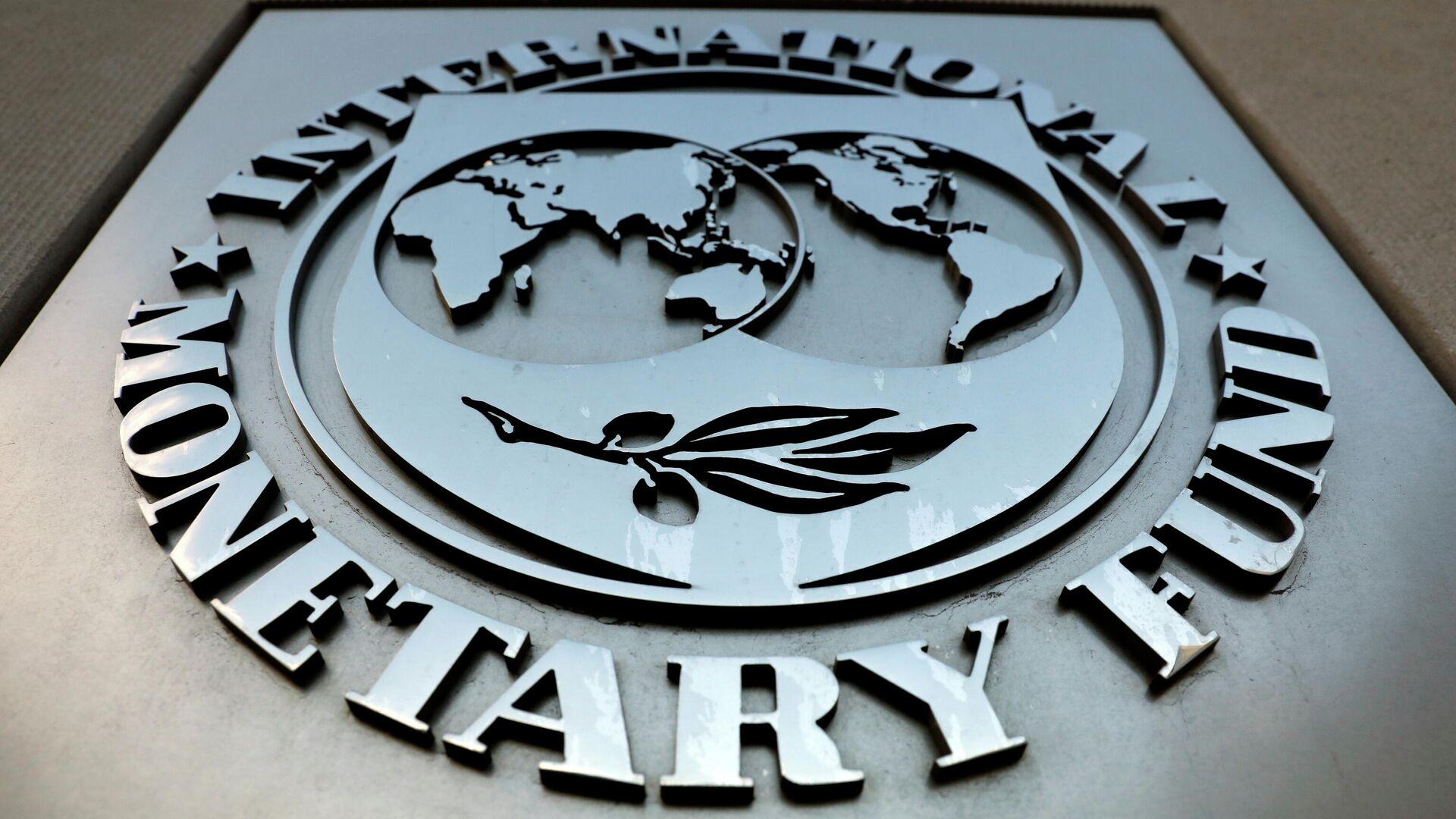 Logo des Internationalen Währungsfonds IWF (Archiv) - SNA, 1920, 05.04.2021