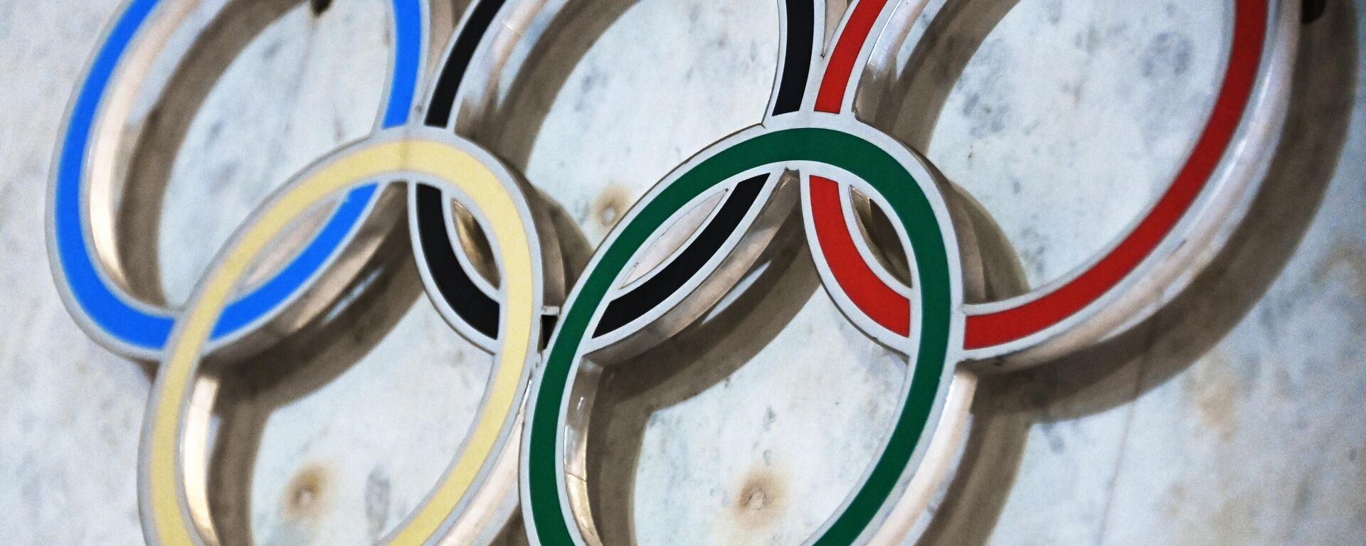 Olympische Ringe (Symbolbild) - SNA, 1920, 14.07.2021