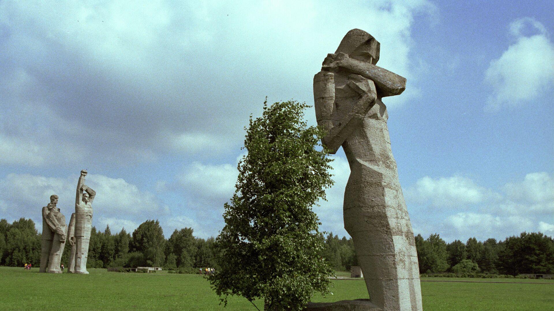 Gedenkstätte für die Opfer des Nationalsozialismus in Lettland (Archivbild) - SNA, 1920, 07.04.2021