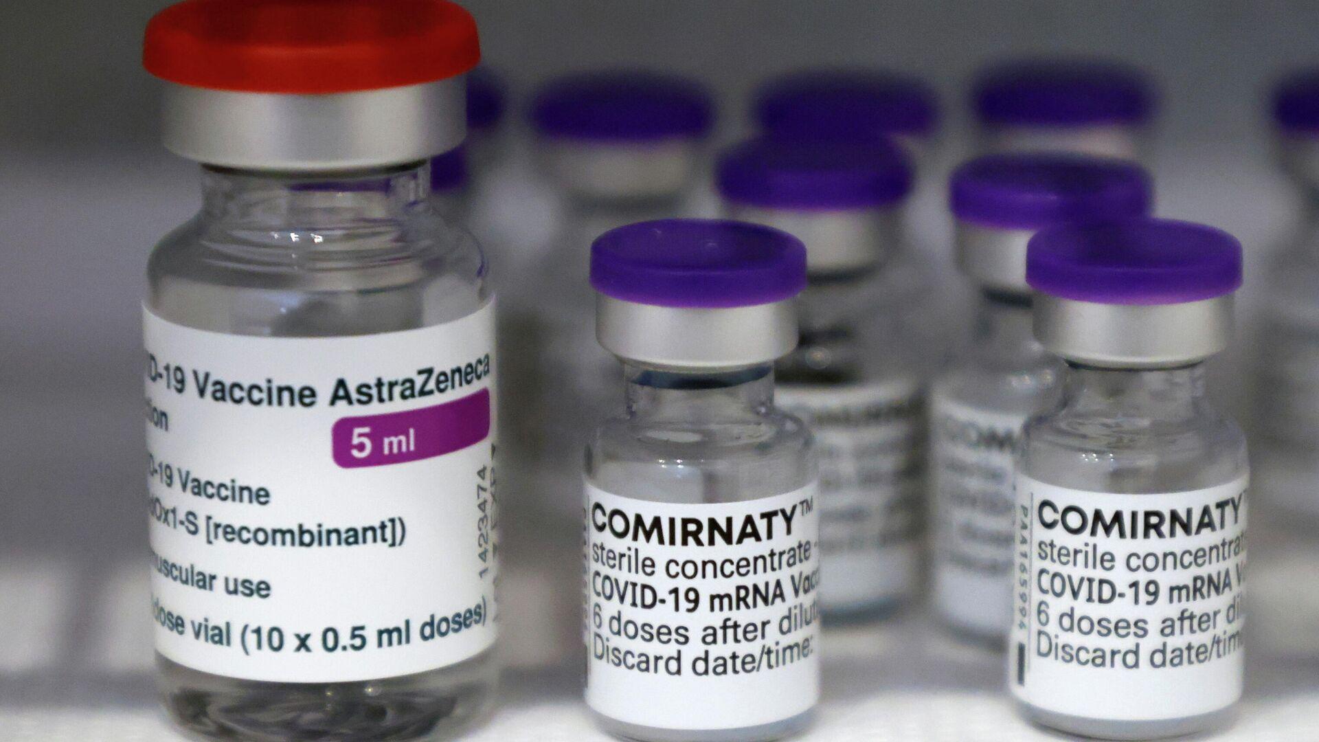 Astrazeneca-Impfstoff - SNA, 1920, 10.04.2021