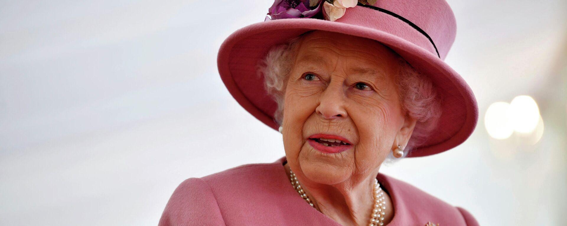 Britische Königin Elizabeth II. (Archivbild) - SNA, 1920, 23.08.2021