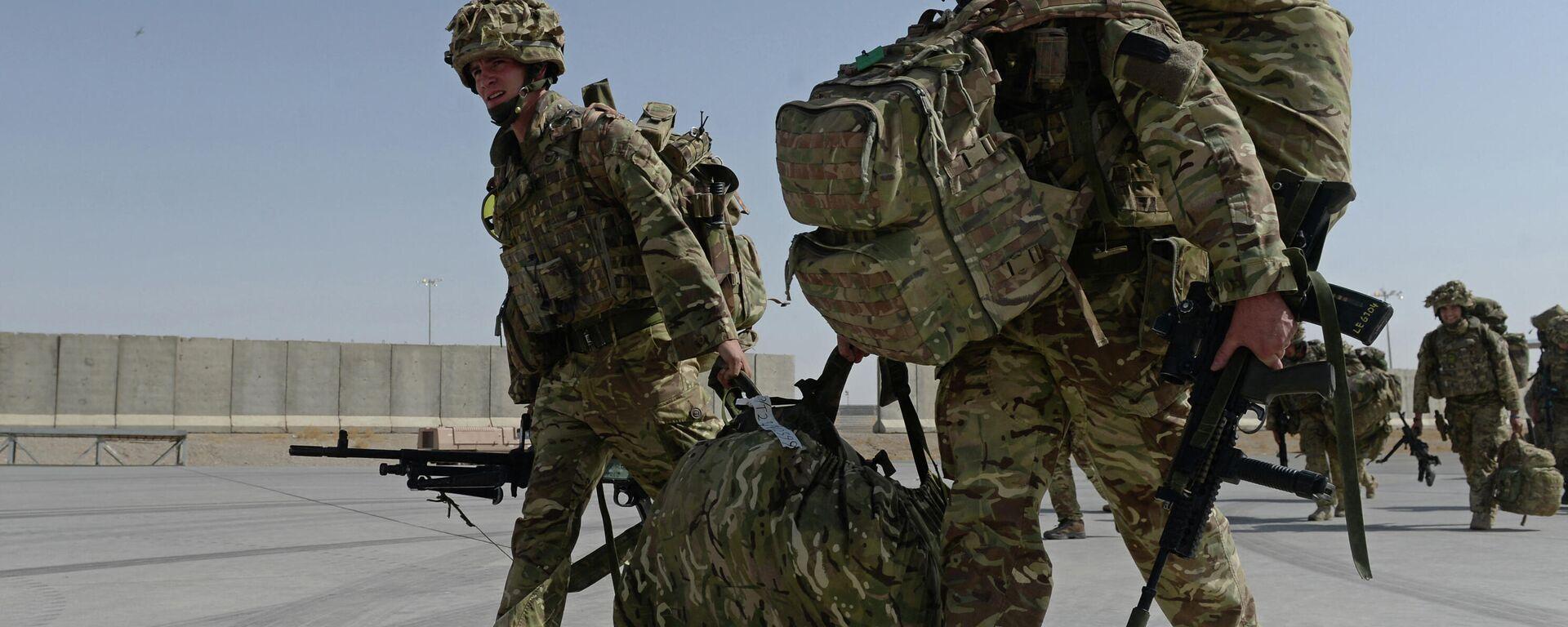 Britische Soldaten in Afghanistan (Symbolbild) - SNA, 1920, 14.04.2021