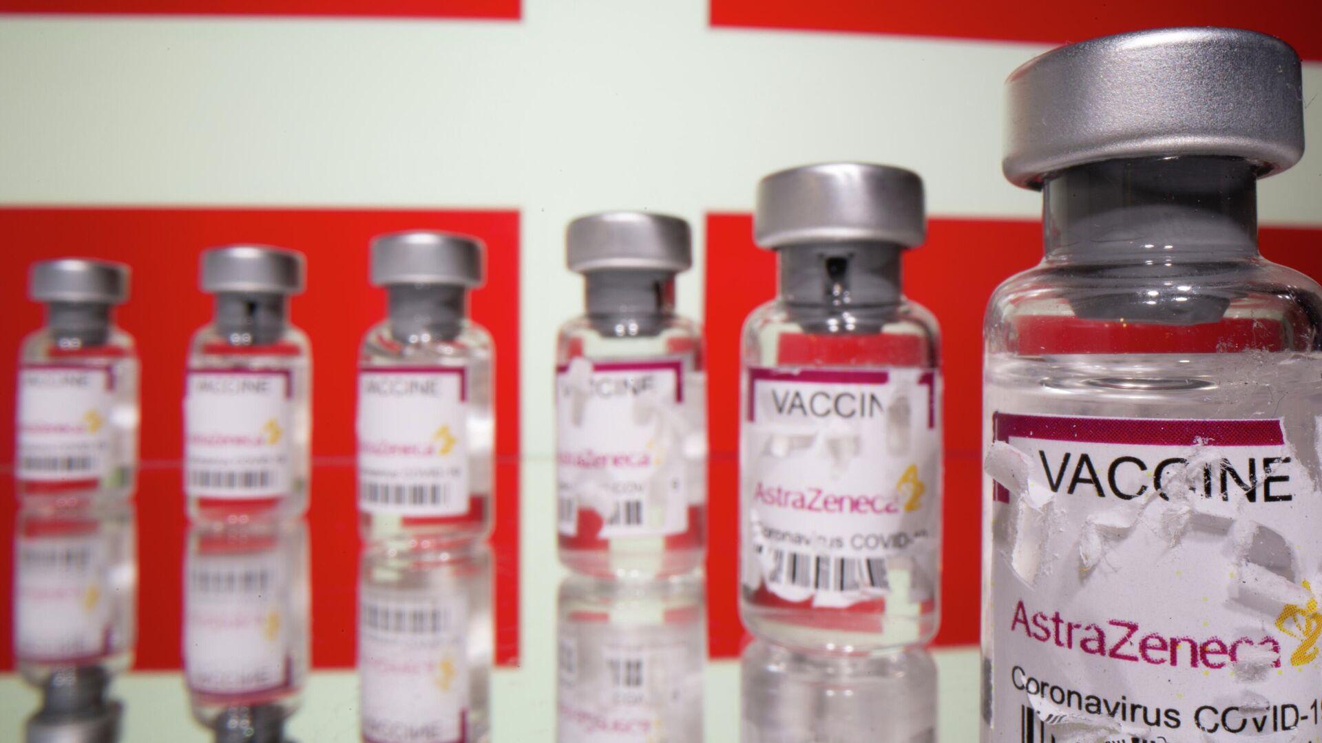 AstraZeneca-Impfstoff (Symbolbild) - SNA, 1920, 07.05.2021