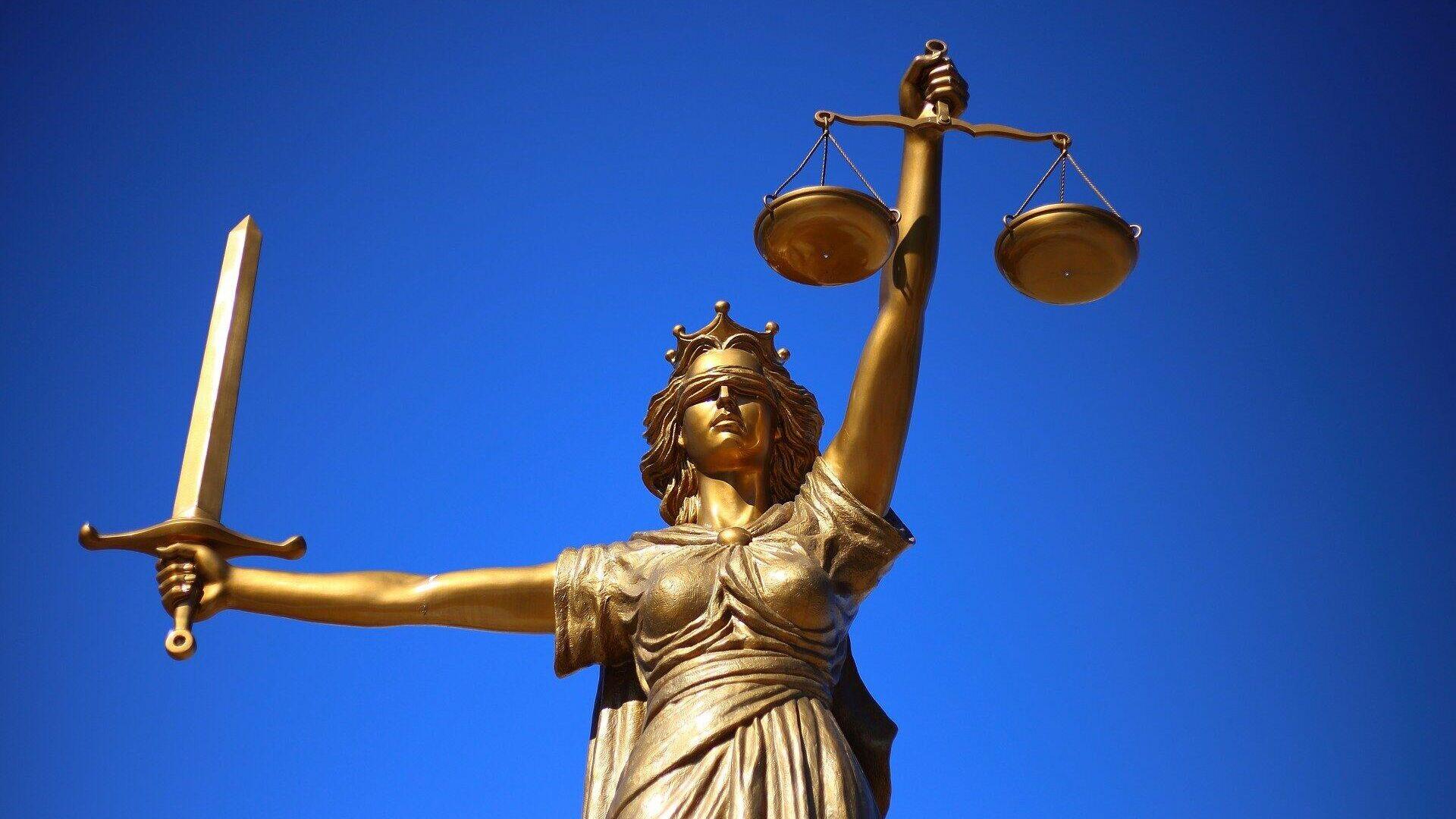 Gerechtigkeit (Symbolbild) - SNA, 1920, 04.10.2021