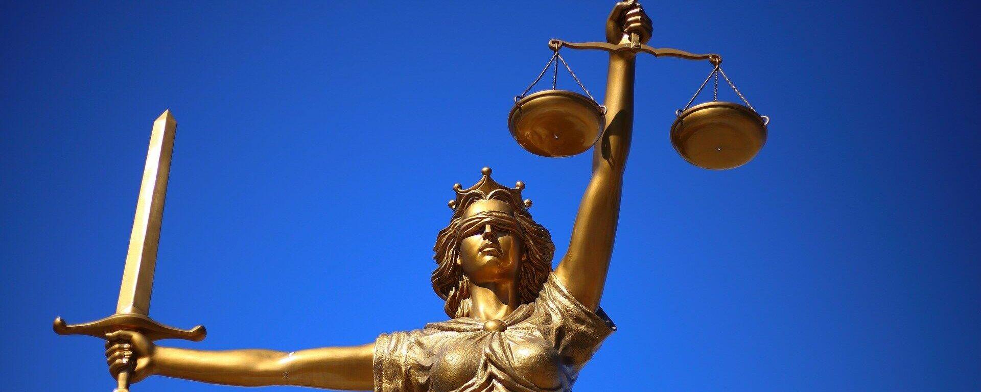 Gerechtigkeit (Symbolbild) - SNA, 1920, 23.09.2021