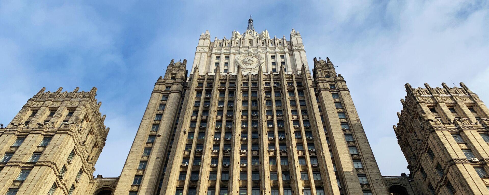 Russisches Außenministerium - SNA, 1920, 25.04.2021