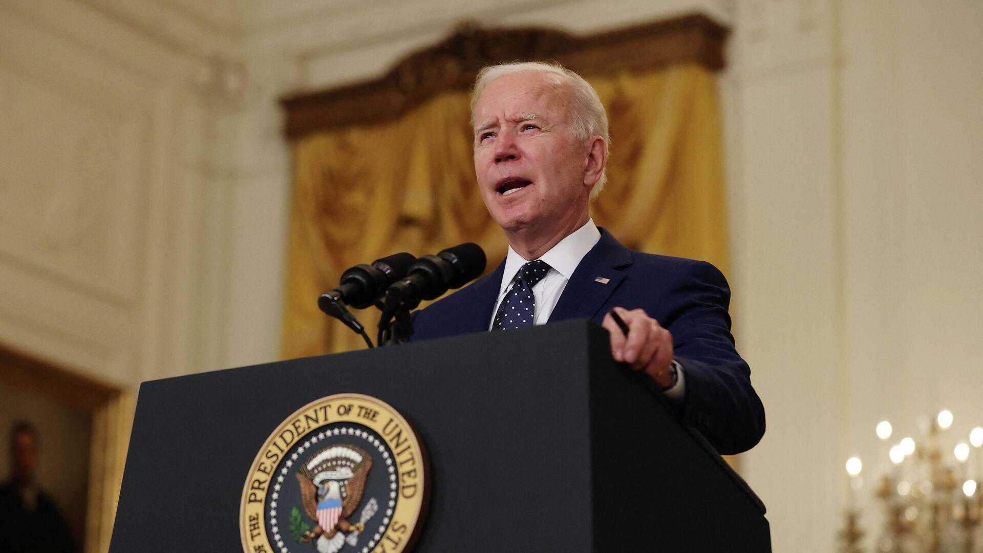 US-Präsident Joe Biden  - SNA, 1920, 17.04.2021