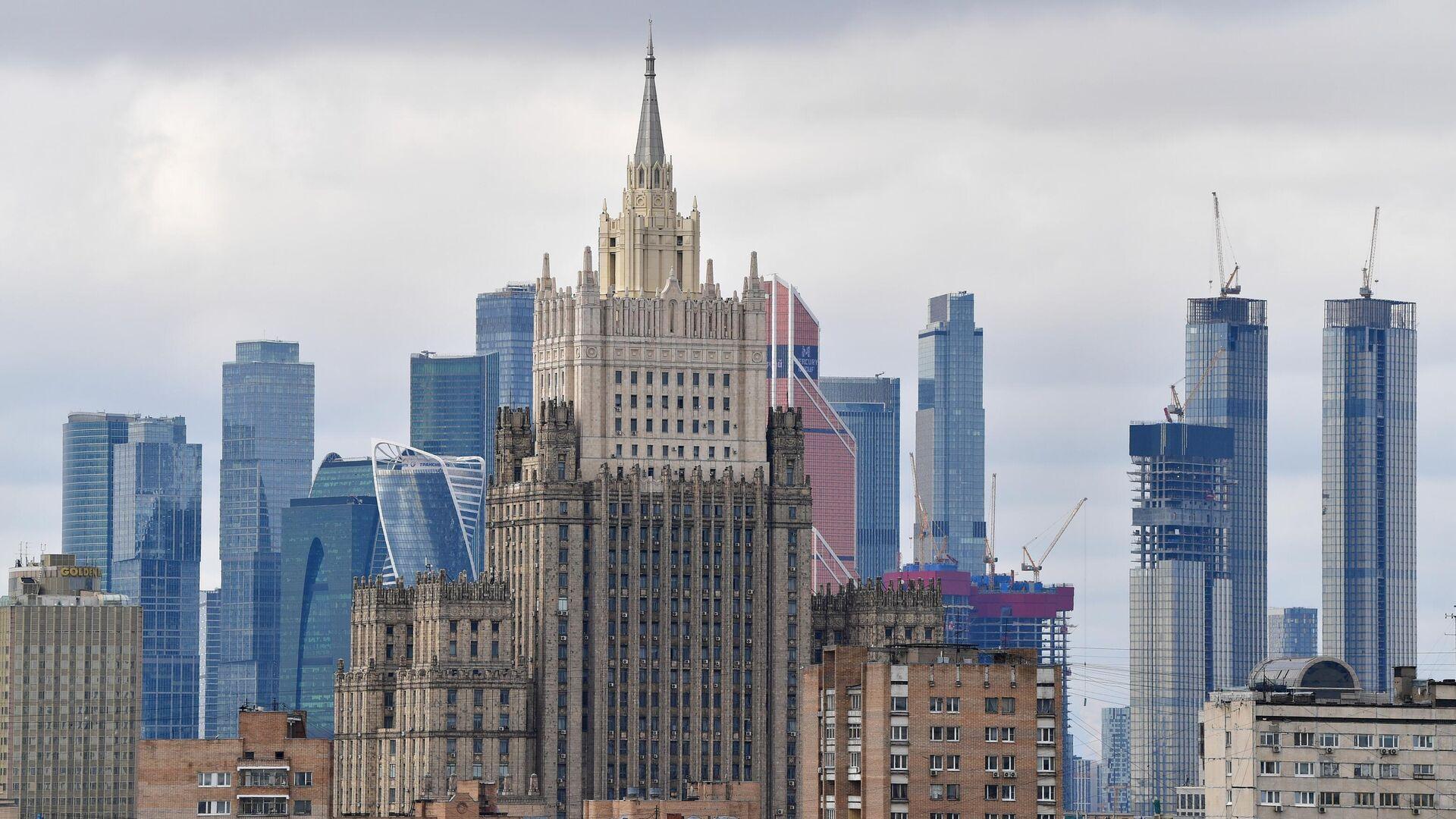 Russisches Außenministerium - SNA, 1920, 10.09.2021