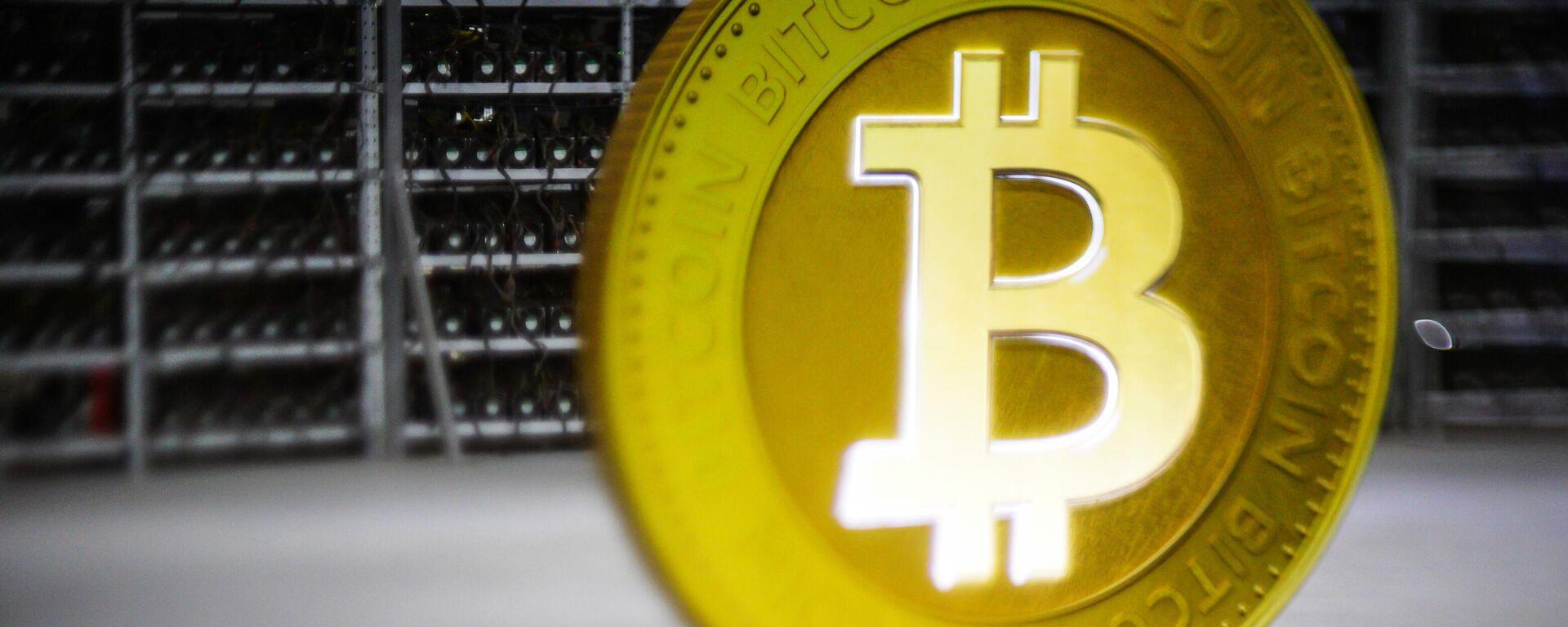 Bitcoin (Symbolbild) - SNA, 1920, 19.04.2021