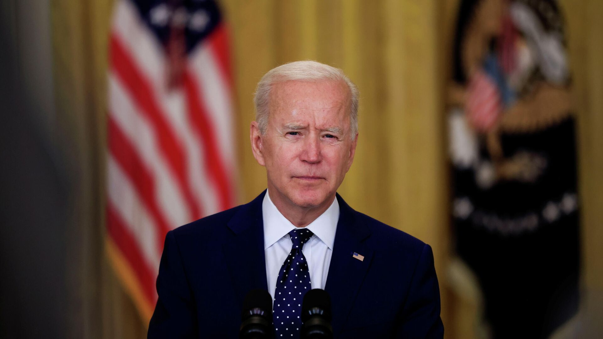 US- Präsident Joe Biden - SNA, 1920, 19.04.2021