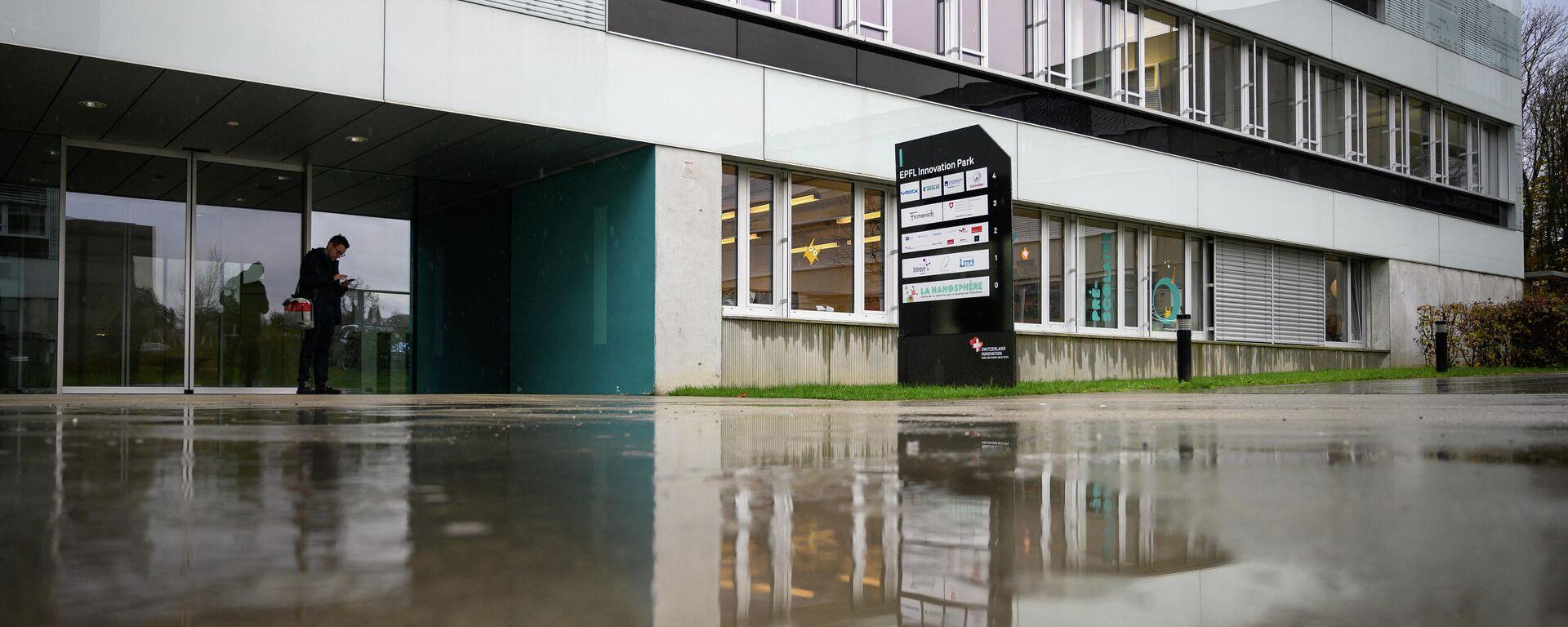 Campus der EFPL in Lausanne (Archivbild) - SNA, 1920, 20.04.2021