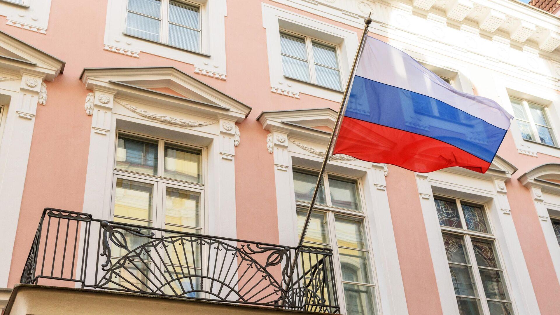 Russlands Botschaft in Tallinn  - SNA, 1920, 15.07.2021