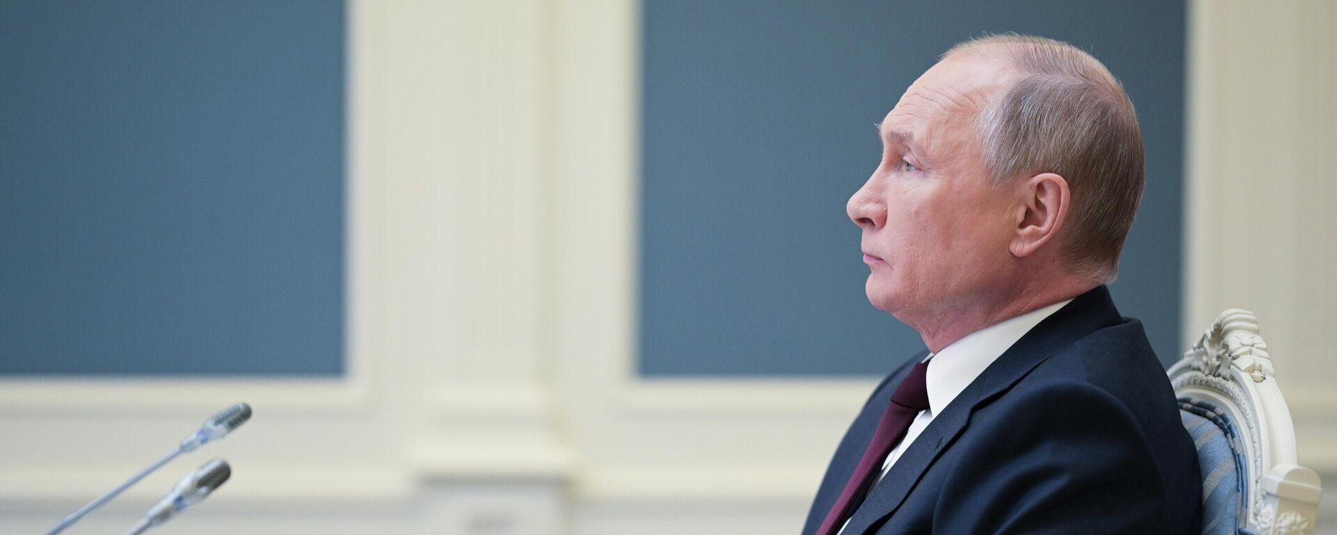 Russlands Präsident Wladimir Putin - SNA, 1920, 25.04.2021
