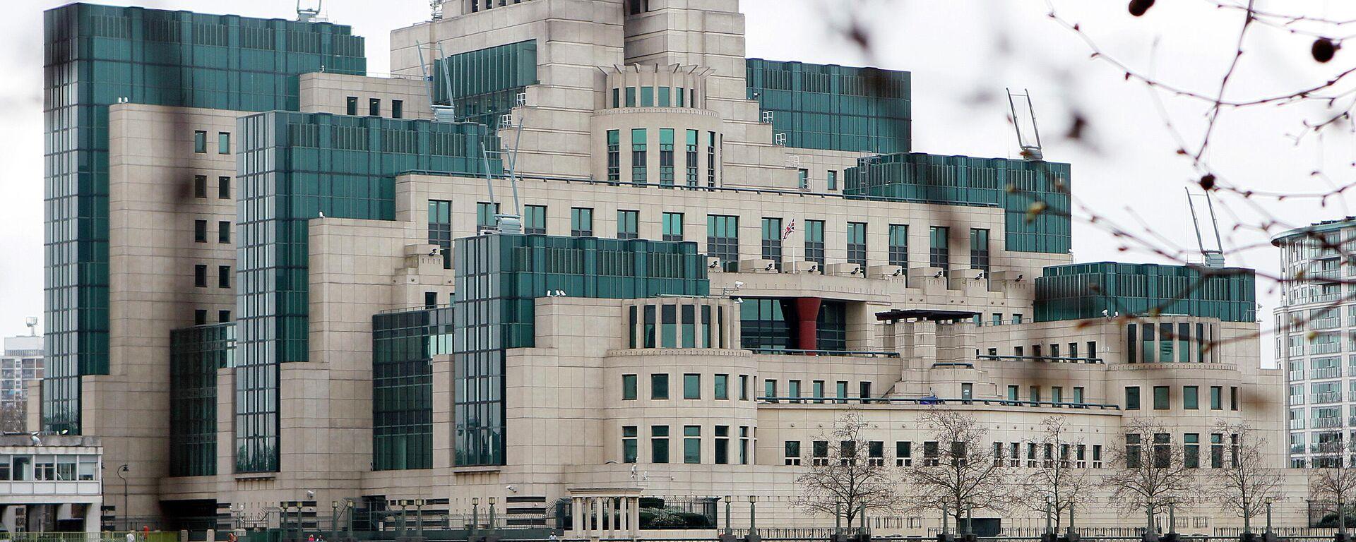 Der britische Geheimdienst MI6 - SNA, 1920, 17.07.2021