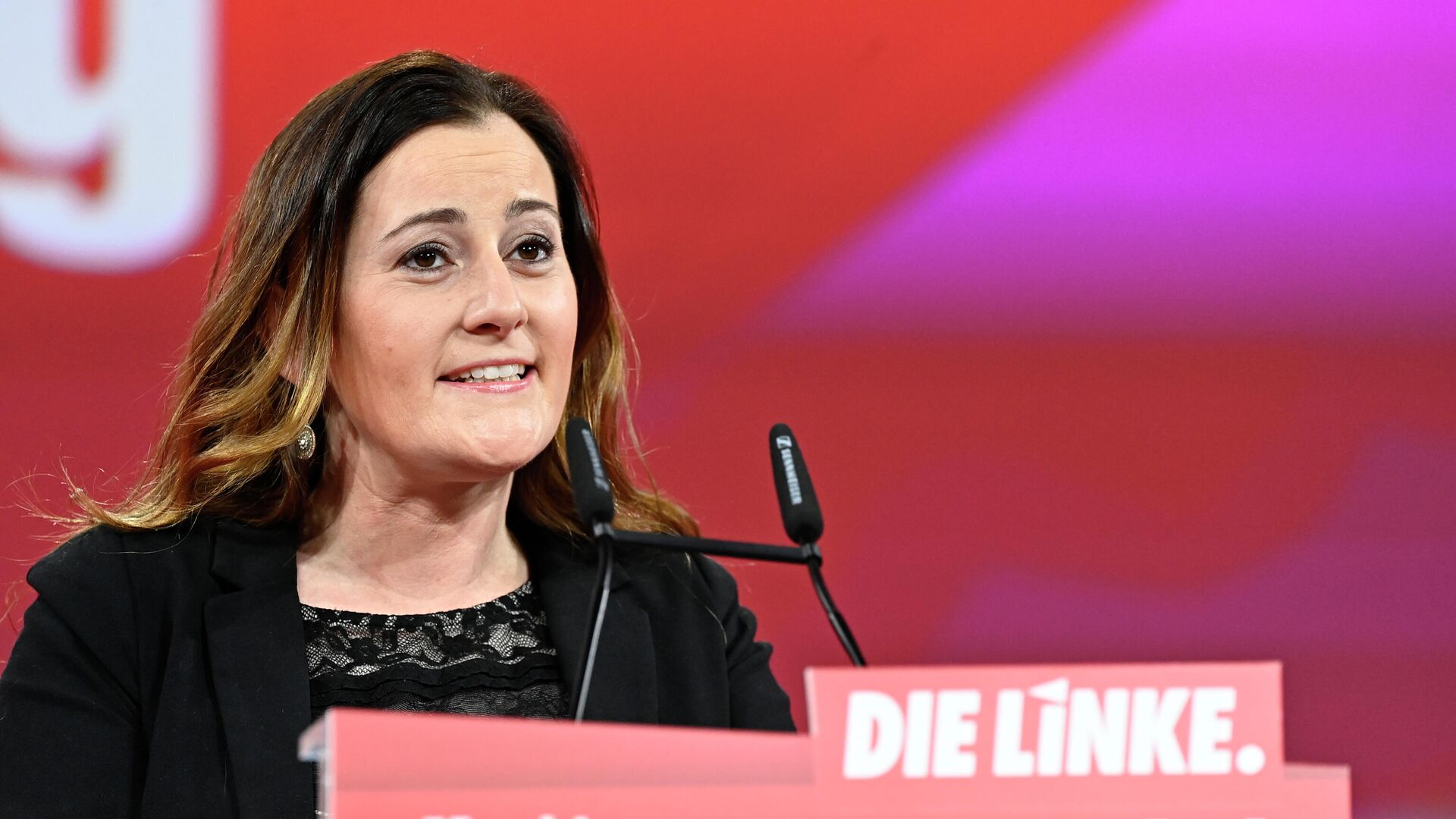 Die Linken-Co-Vorsitzende Janine Wissler - SNA, 1920, 14.05.2021