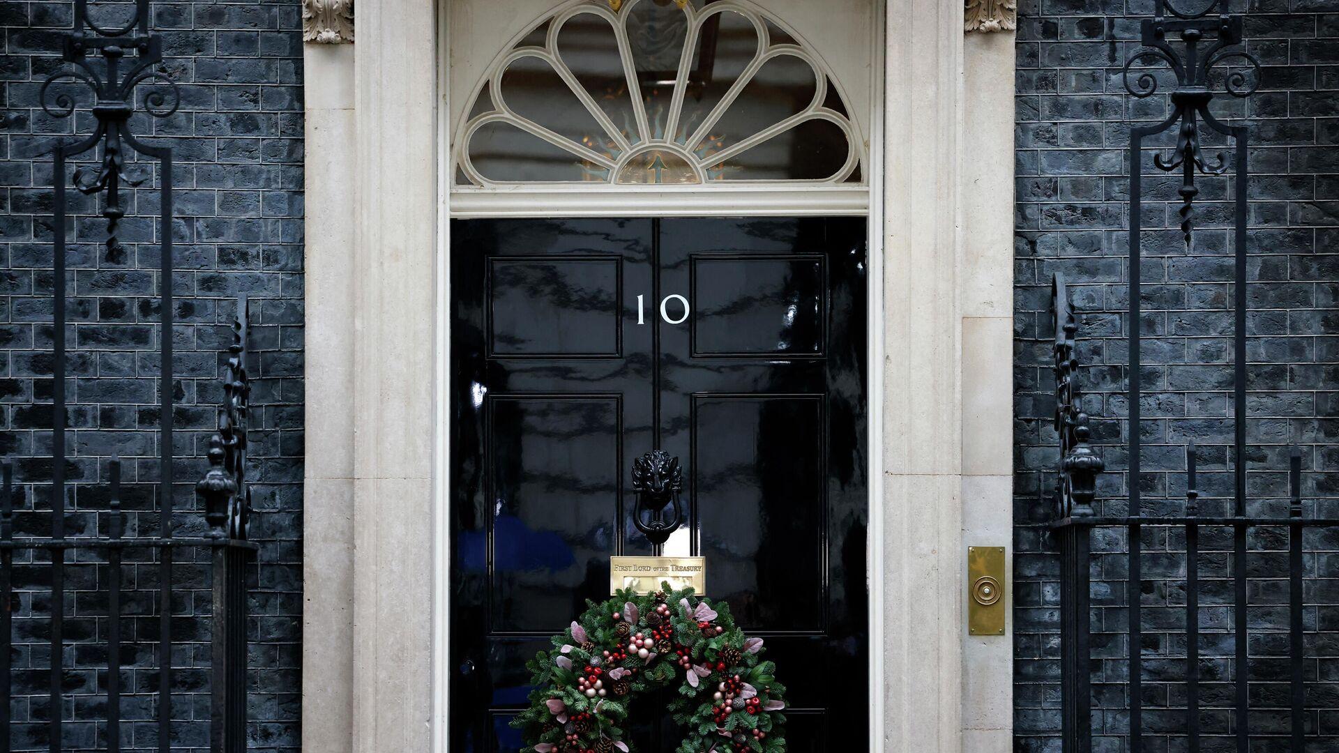 Downing Street 10, Amtssitz der britischen Regierung (Symbolbild) - SNA, 1920, 26.04.2021