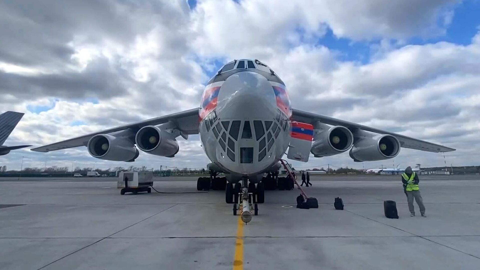 Il-76 - SNA, 1920, 29.04.2021