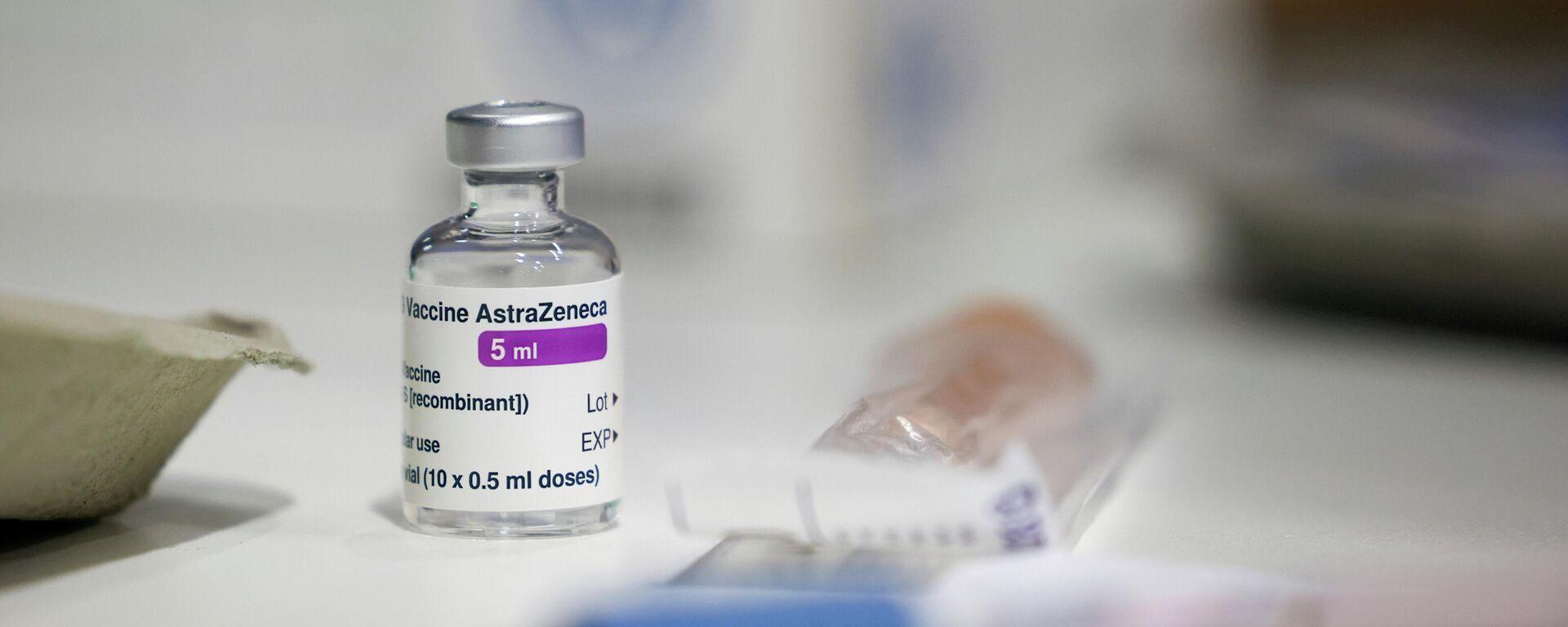 AstraZeneca-Impfung - SNA, 1920, 25.05.2021