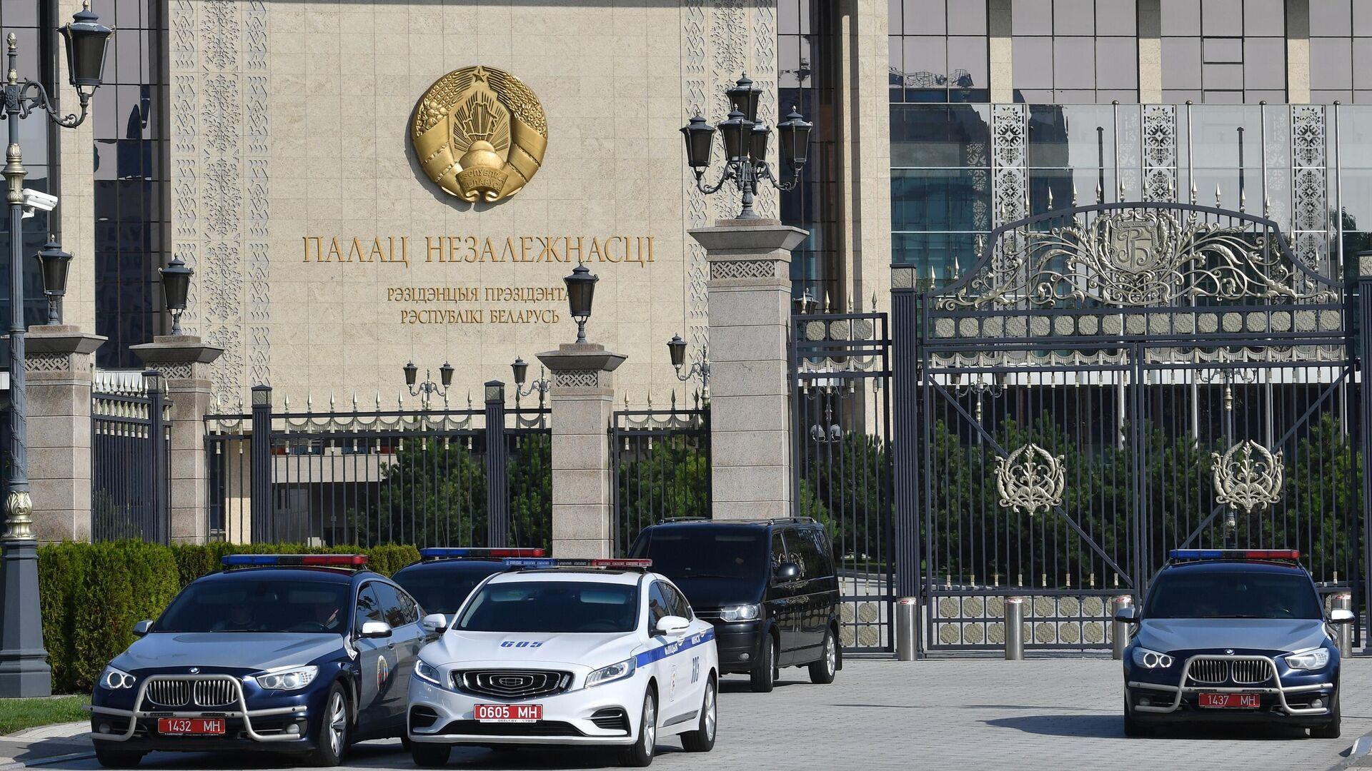 Amtseinführung von Präsident Alexander Lukaschenko. Minsk, Palast der Unabhängigkeit, 23. September 2020 - SNA, 1920, 05.07.2021