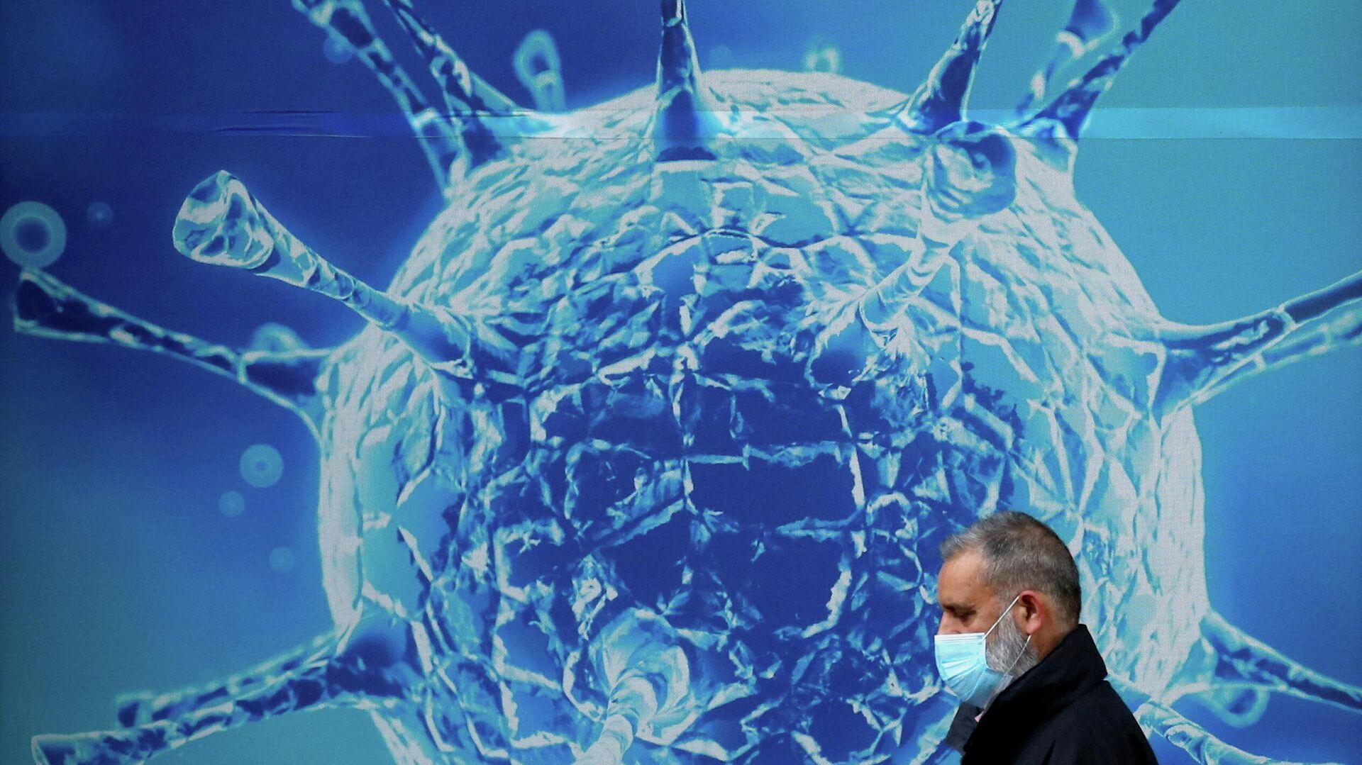 Coronavirus (Symbolbild)  - SNA, 1920, 12.05.2021