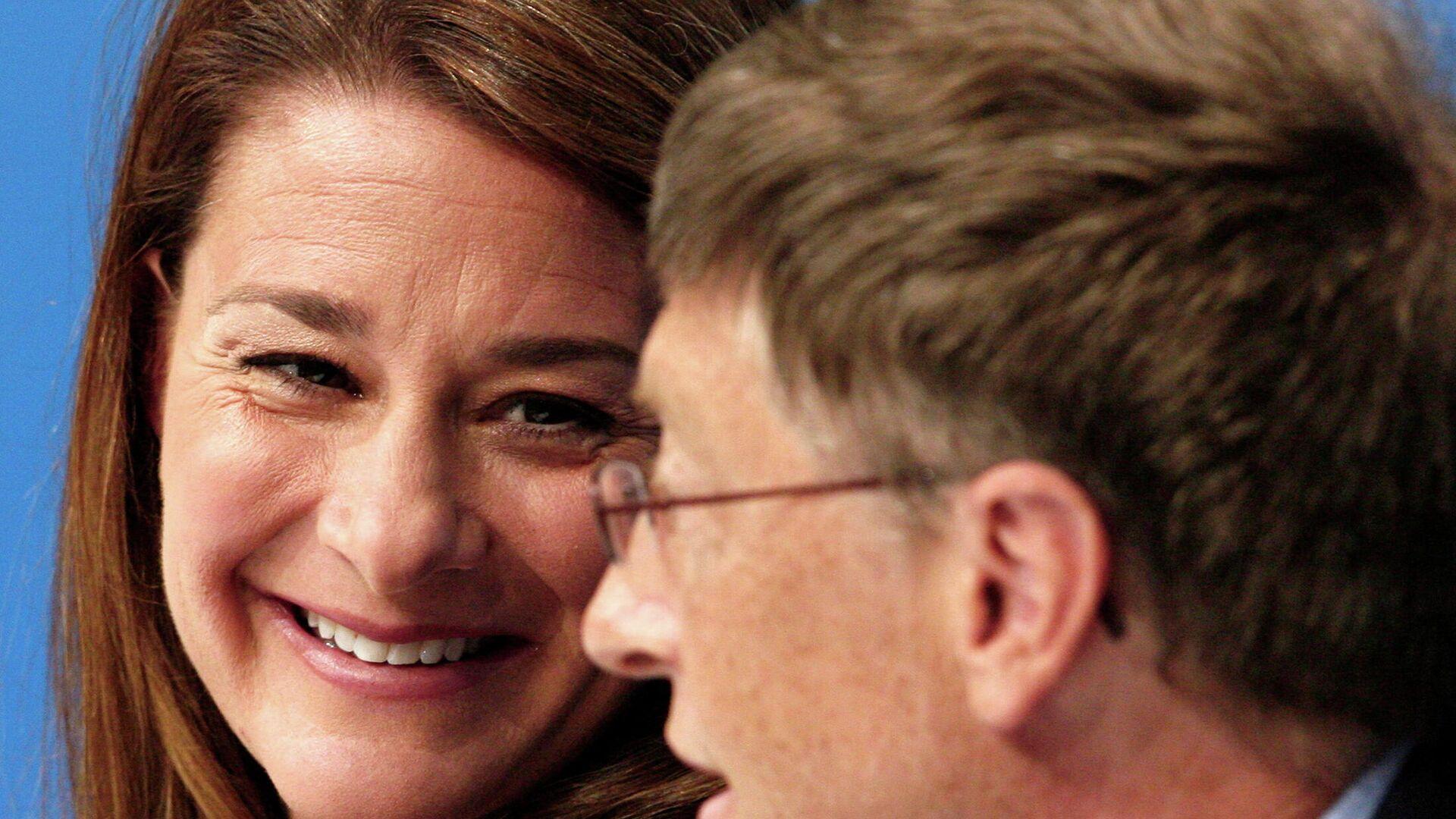 Melinda und Bill Gates - SNA, 1920, 05.05.2021