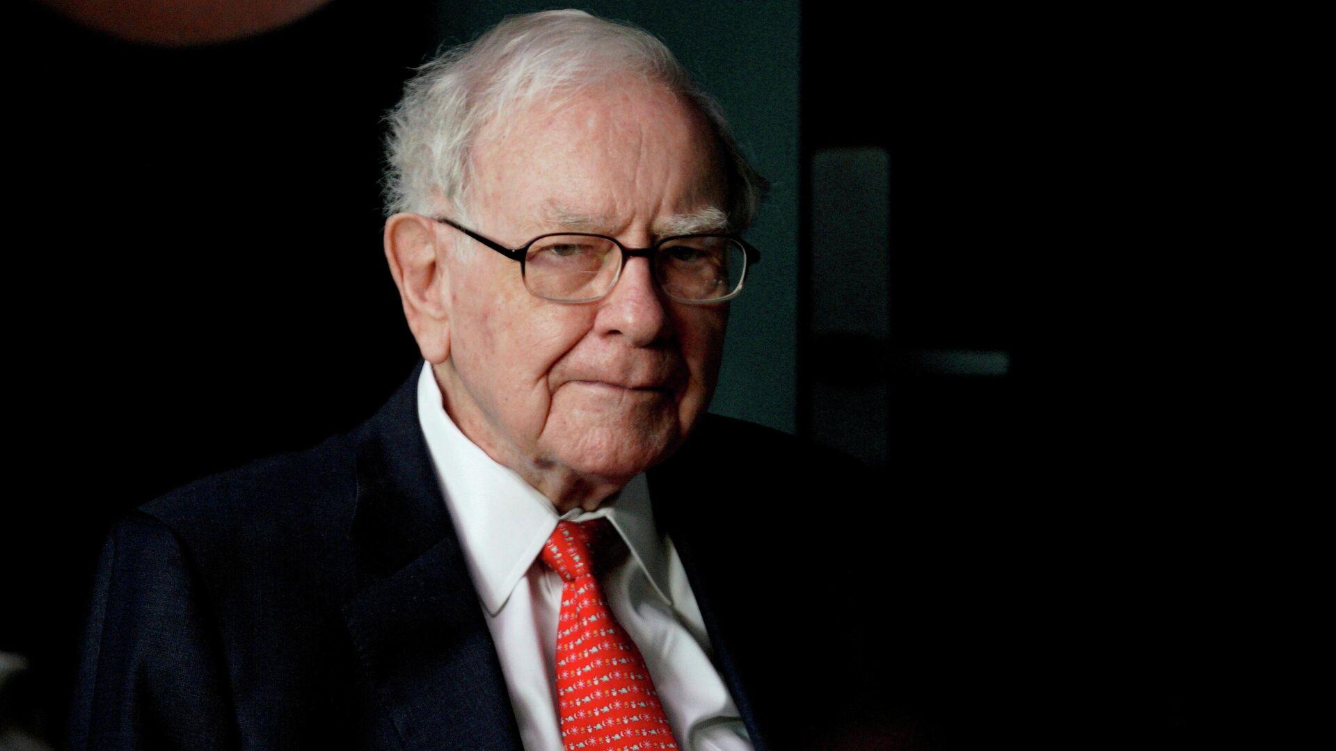 US-Milliardär Warren Buffett (Archivbild) - SNA, 1920, 07.05.2021