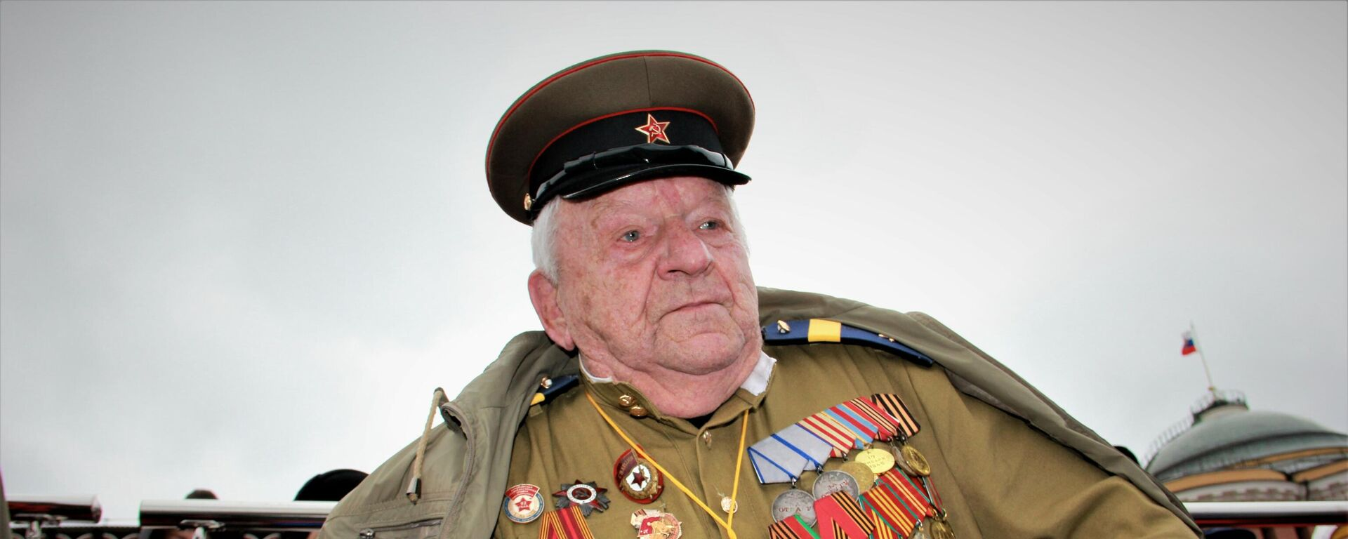 Kriegsveteran Jewgenij Snamenski - SNA, 1920, 09.05.2021