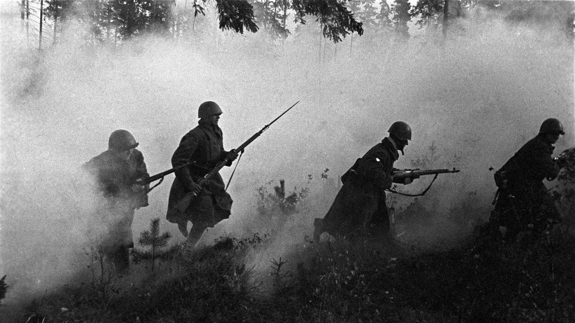 Sowjetische Truppen - SNA, 1920, 09.05.2021