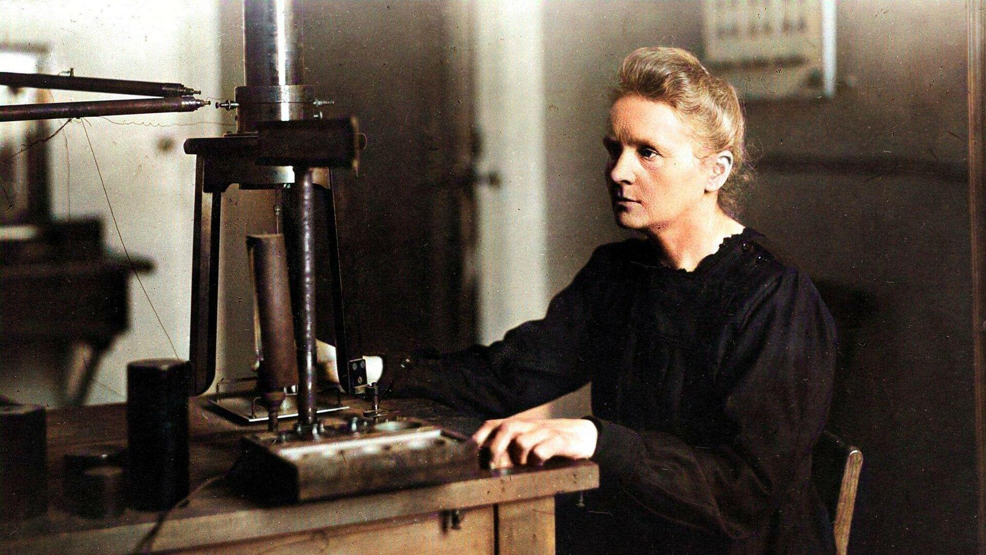 Marie Curie - SNA, 1920, 11.05.2021