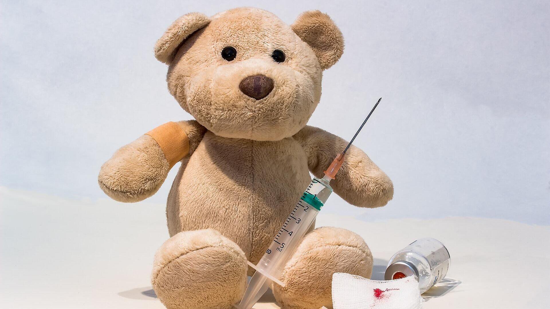 Impfung (Symbolbild) - SNA, 1920, 15.09.2021