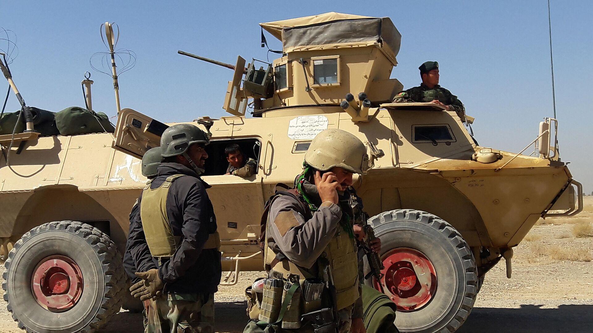 Afghanische Sicherheitskräfte - SNA, 1920, 12.05.2021